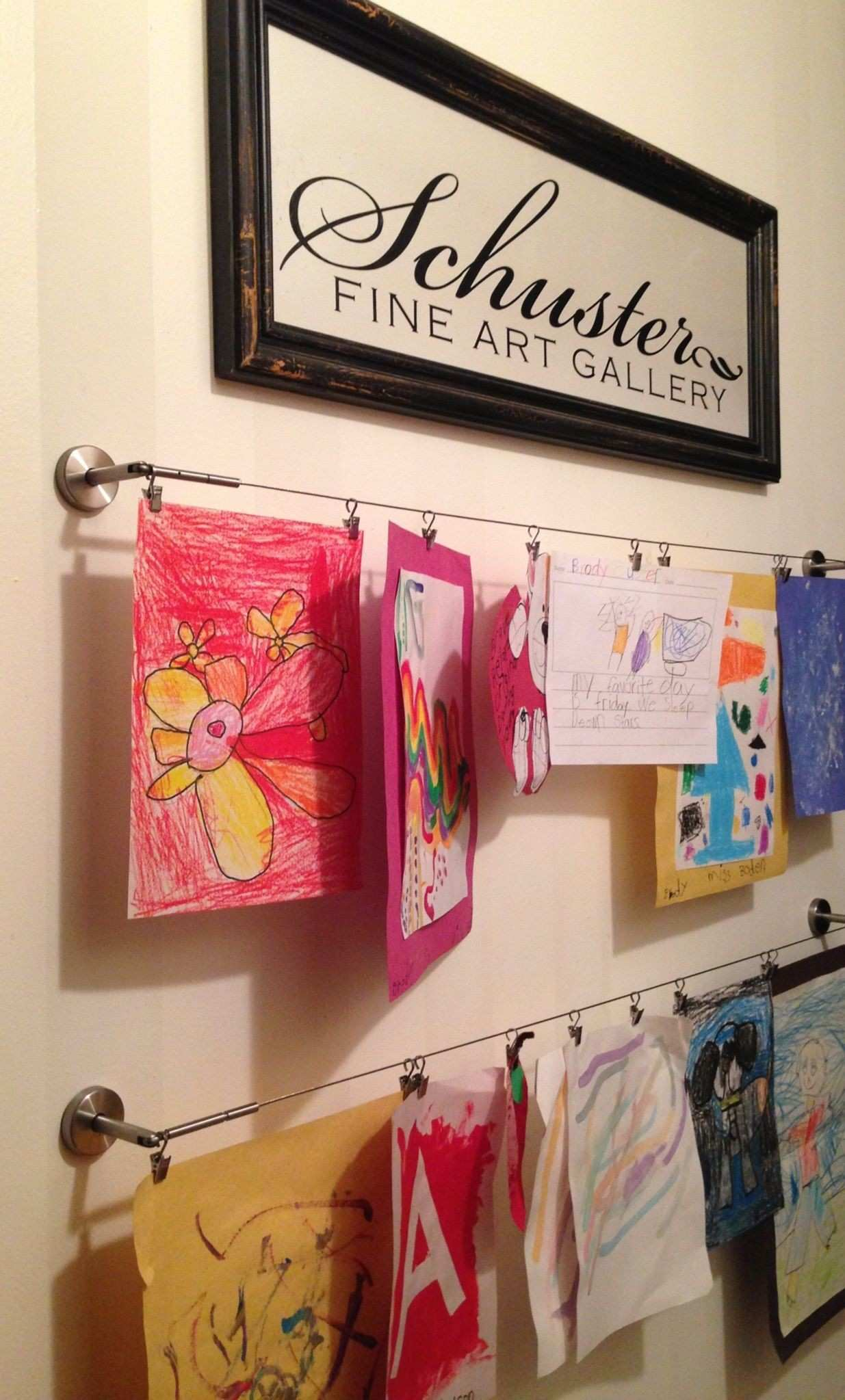 Getting Organized with Kids 5 DIY Projects Pinterest