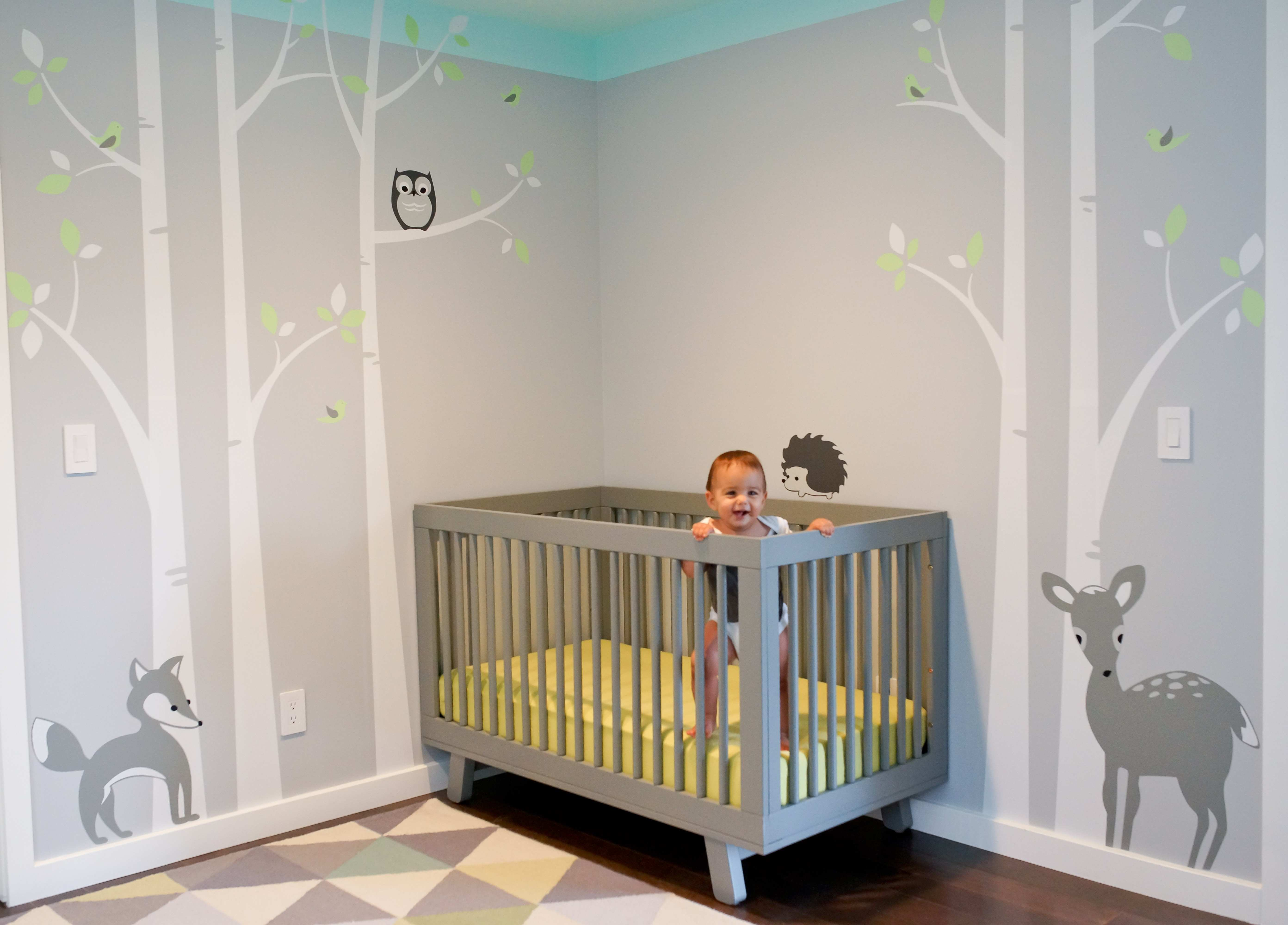 Baby Boy Wall Decor Ideas perfect baby boy bedroom ideas tji