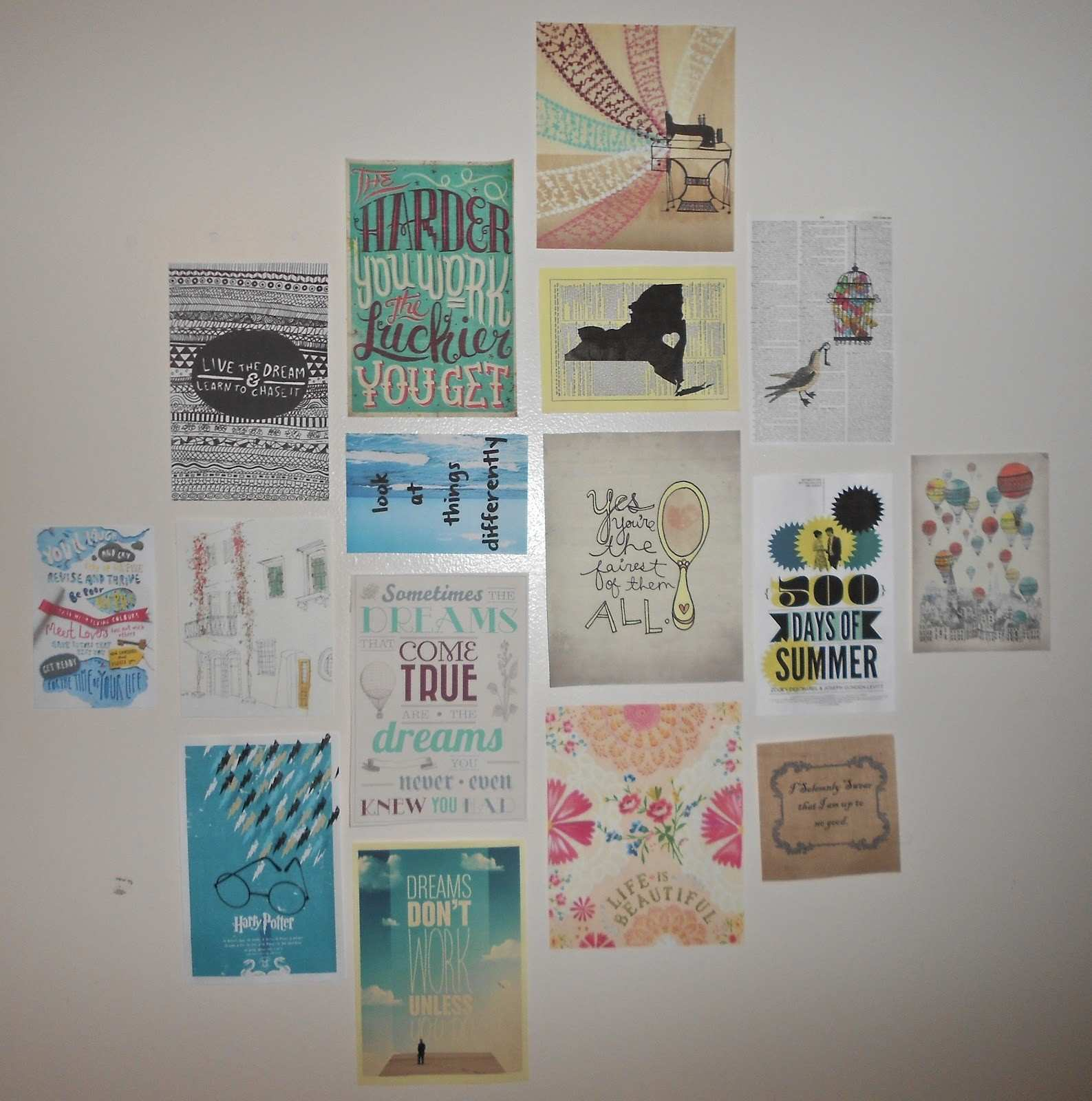Trendy Cute Wall Decor 15 Diy Dorm