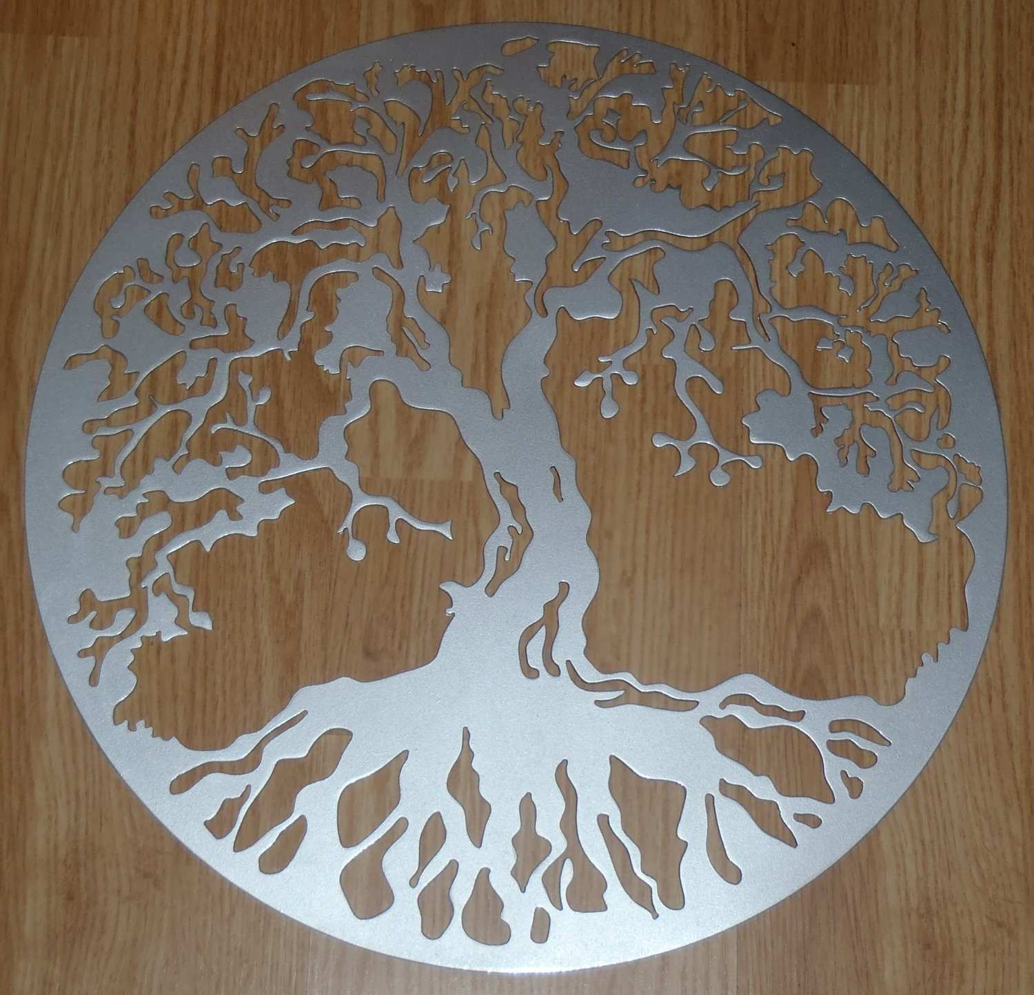 40 New Trees Wall Sculpture