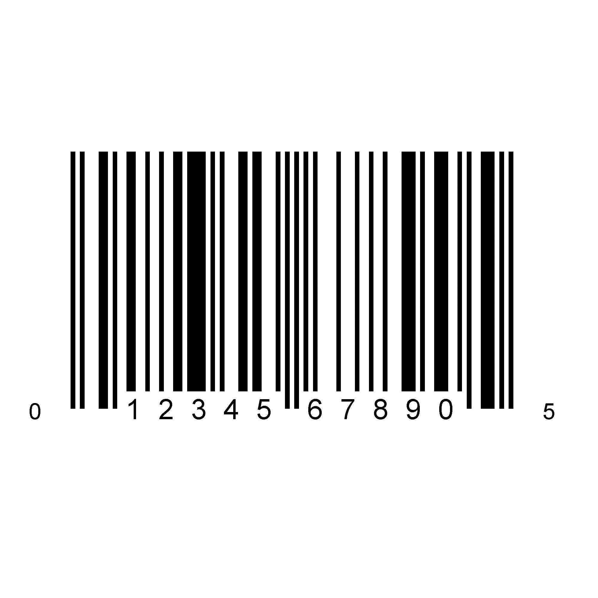 Barcode Wall Sticker Removable Wall Stickers and Wall Decals