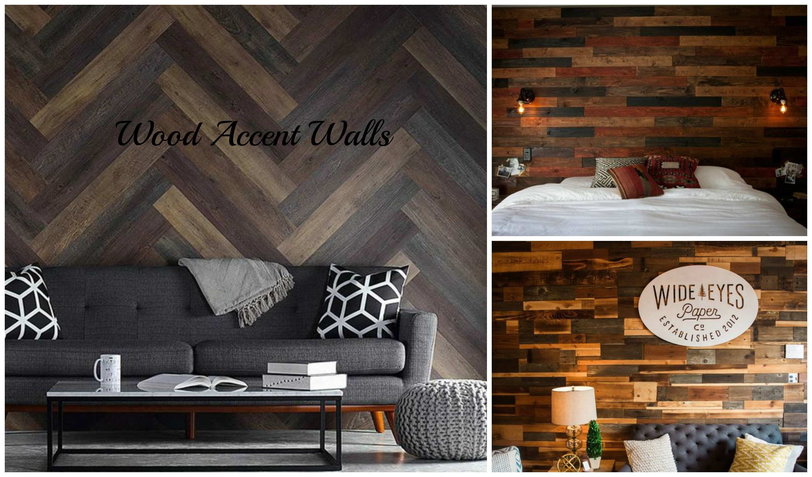 Natural Living Wood Wallsn Living Room S Concept Plank Accent Wall