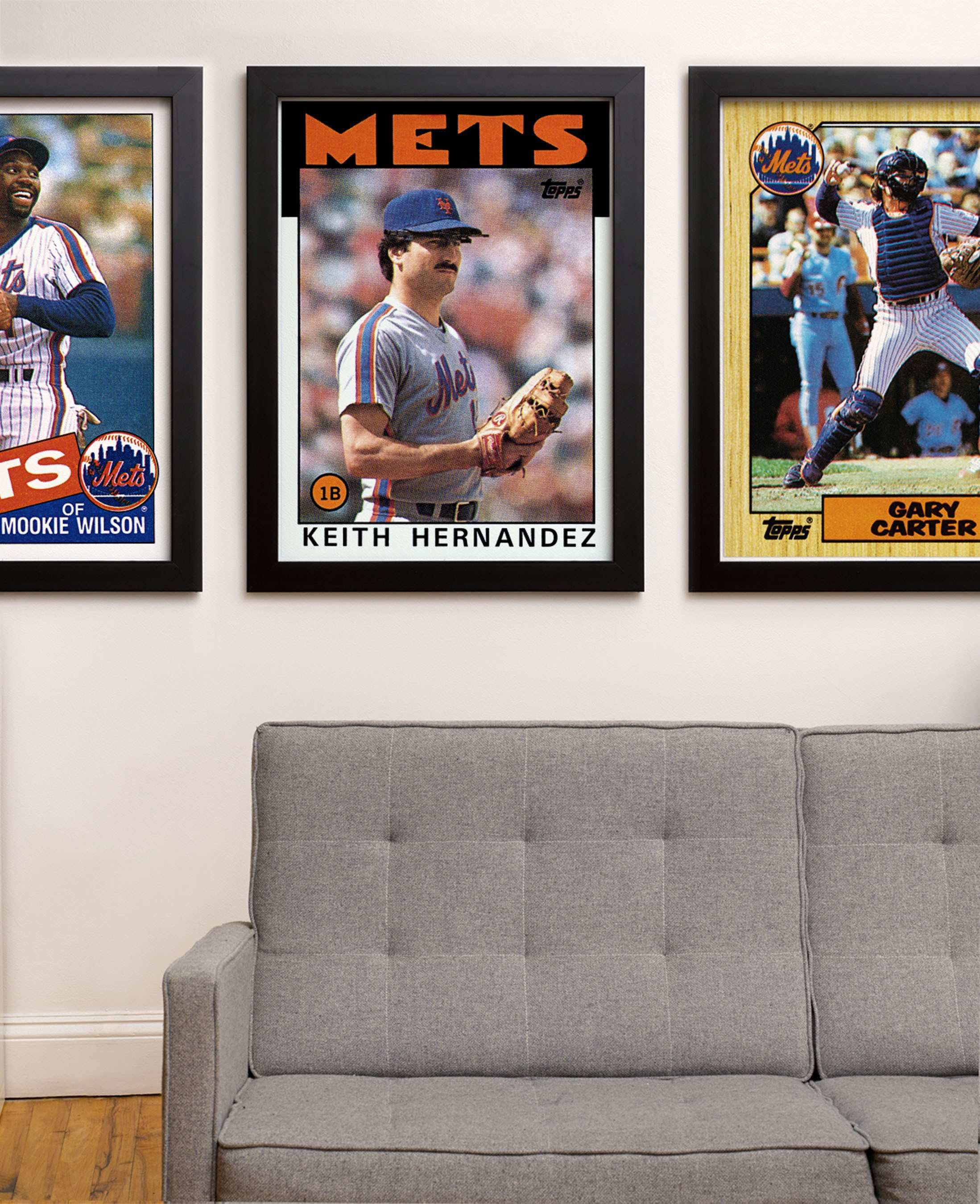 Topps Turns Archive into Art With Line of Baseball Card Prints
