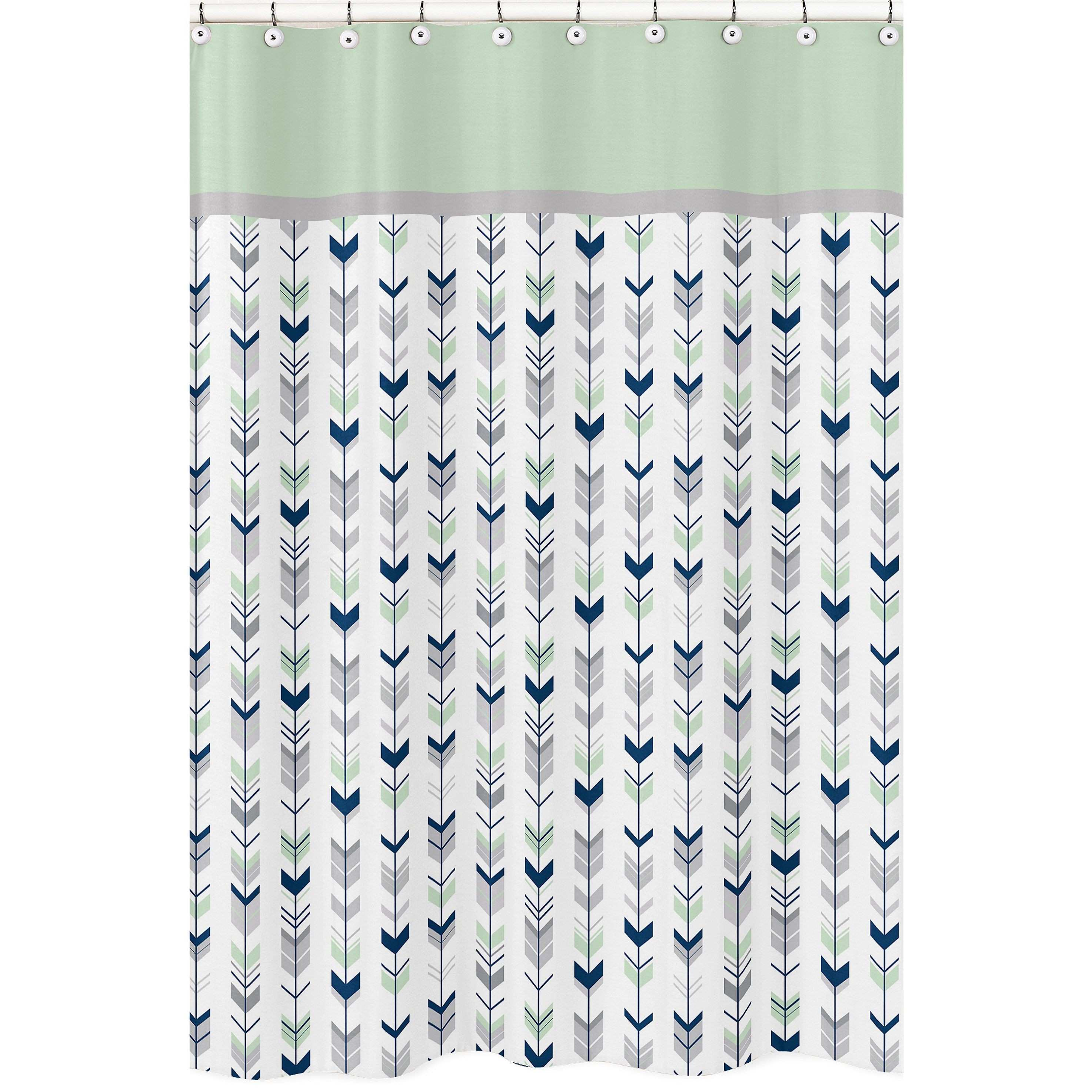 Give your bathroom a makeover in minutes with this blue green and