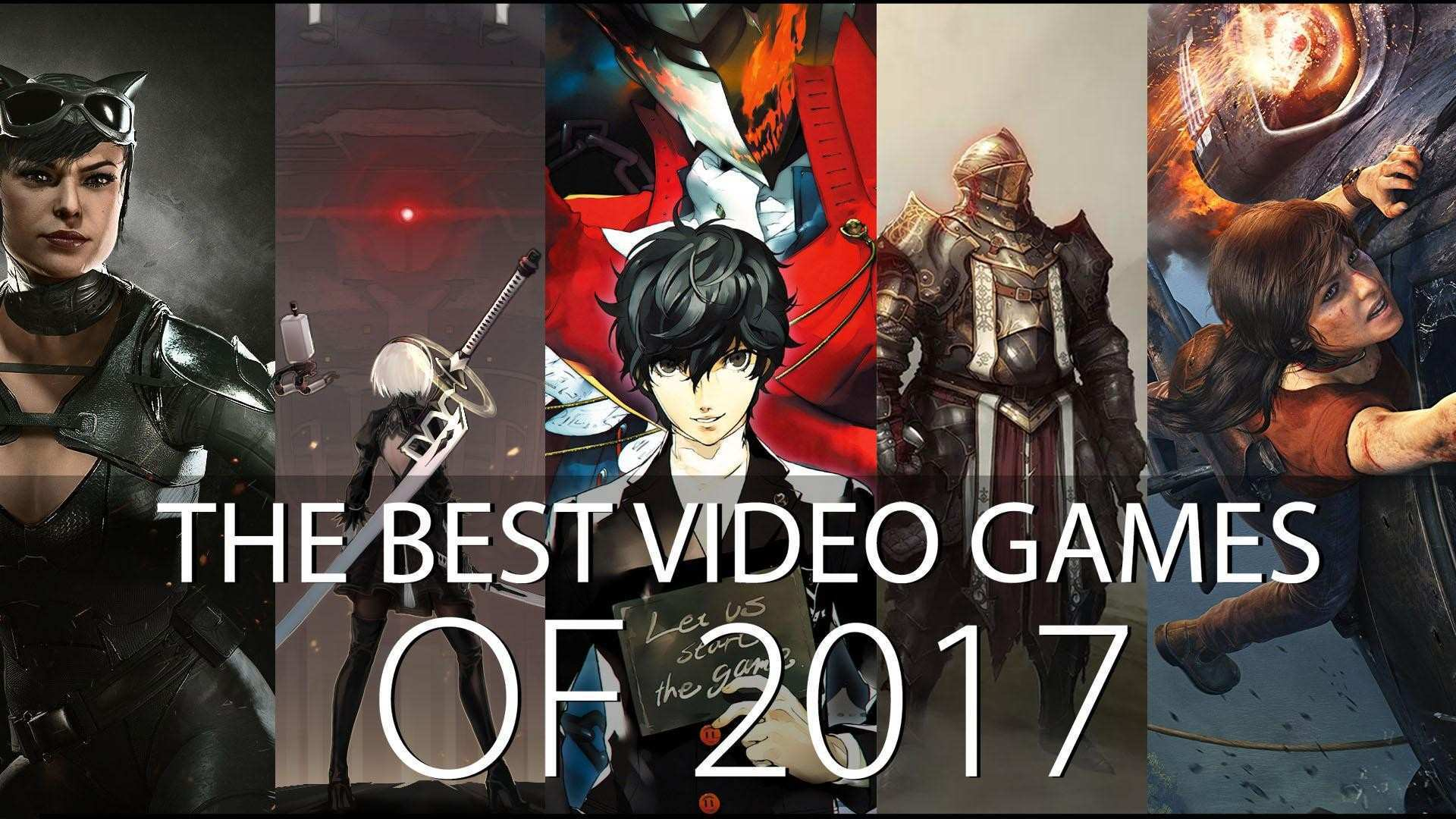 The 20 Best Video Games 2017