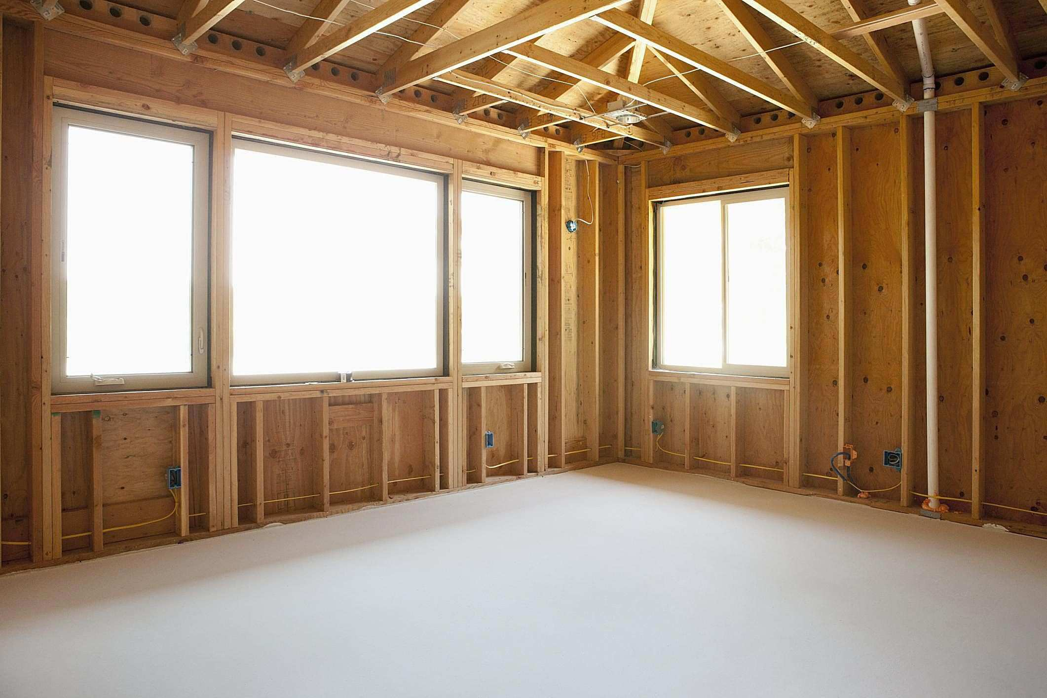 Wall Framing Guide Explains What s Behind Your Drywall