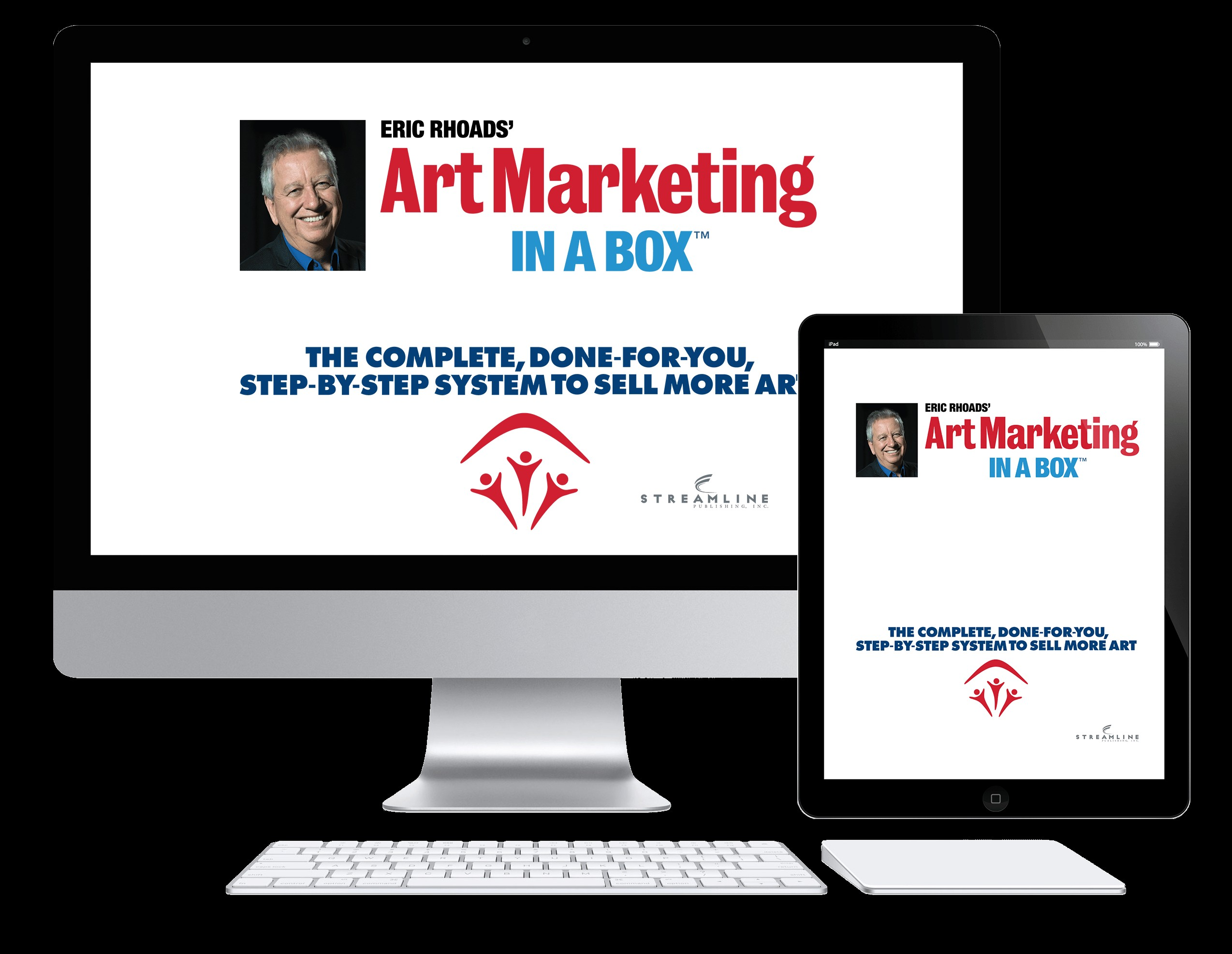 Art Marketing in a Box