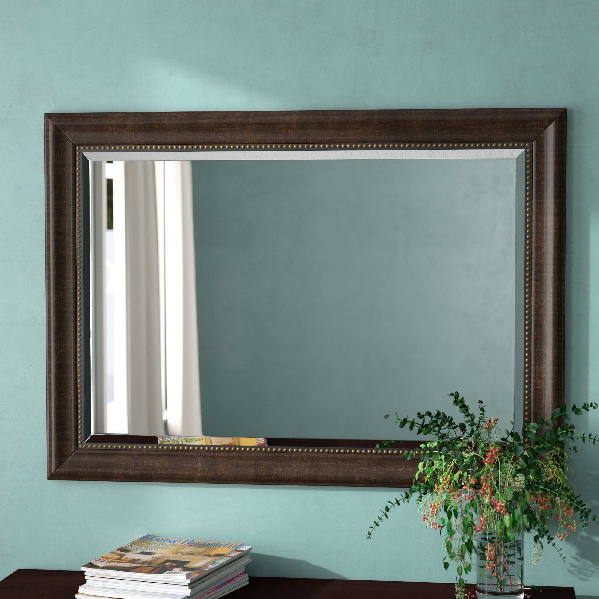 Beveled Wall Mirrors home design wall stickers