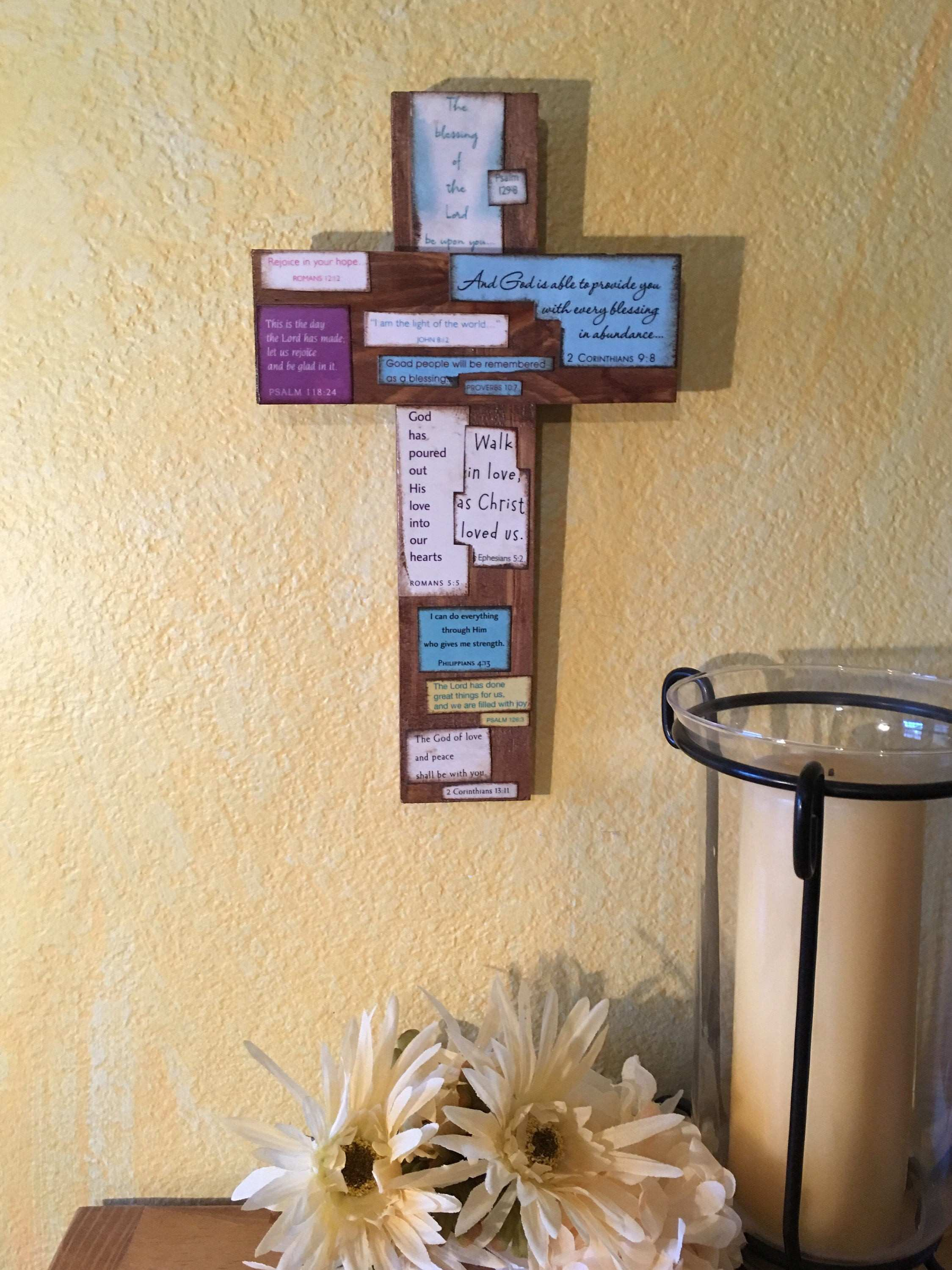 Old Fashioned Christian Metal Wall Art position The Wall Art