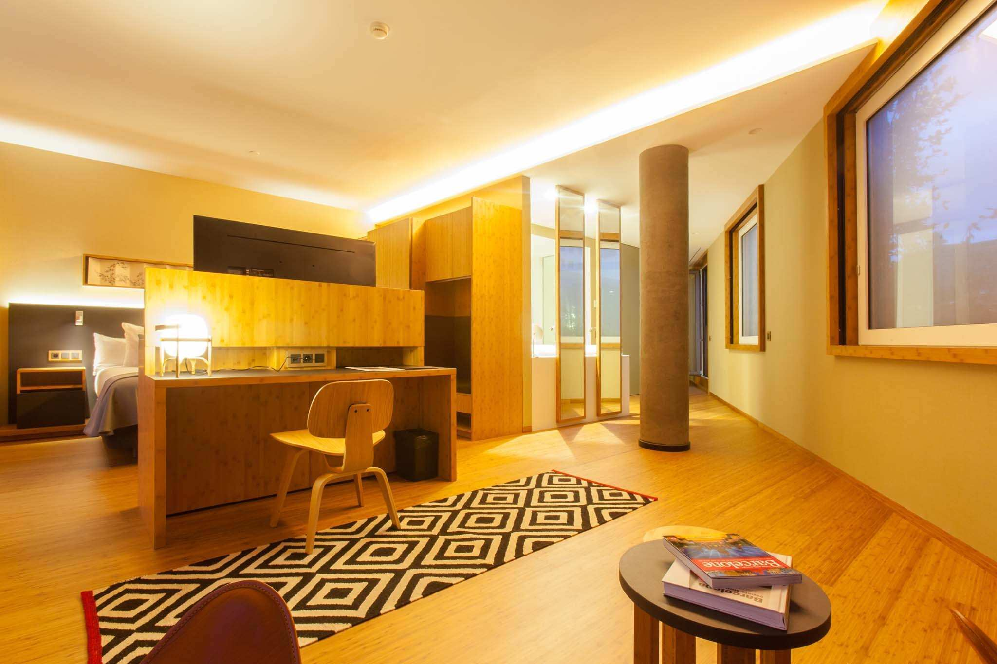 Room & Suites of the Hotel OD Barcelona