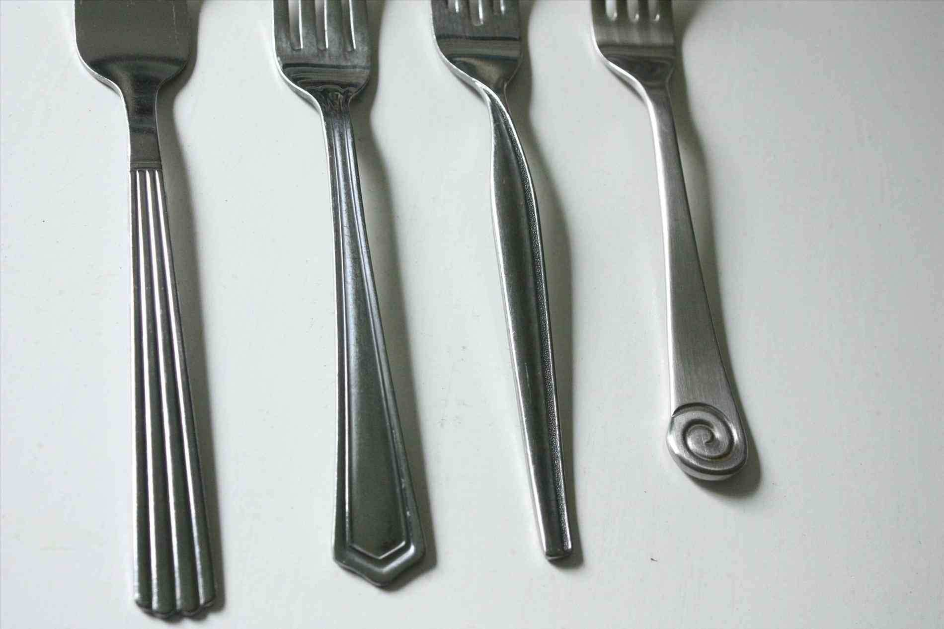 Contemporary Fork And Spoon Wall Decoration Gallery Wall Art