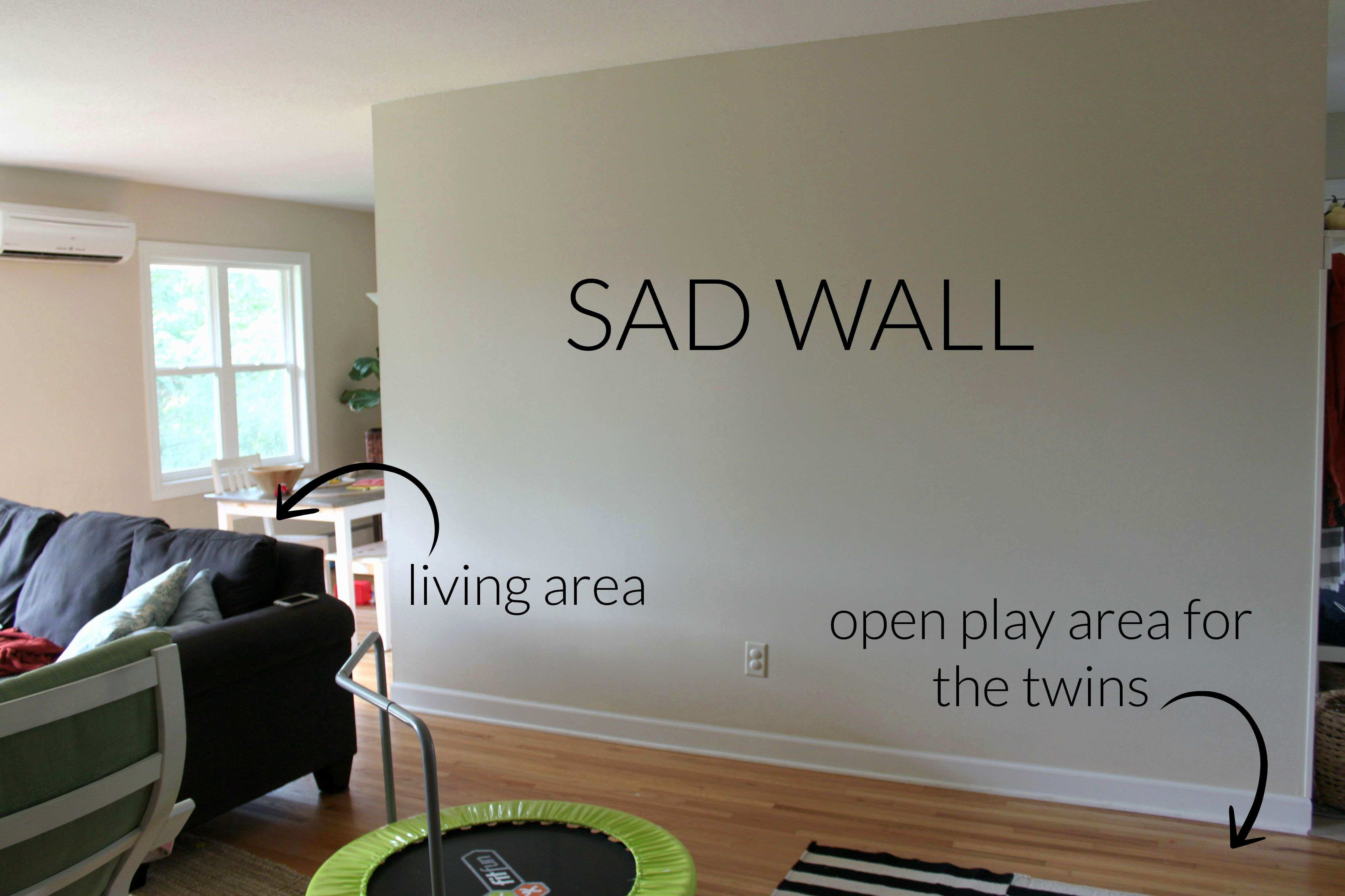 23 Elegant How to Decorate A Big Wall