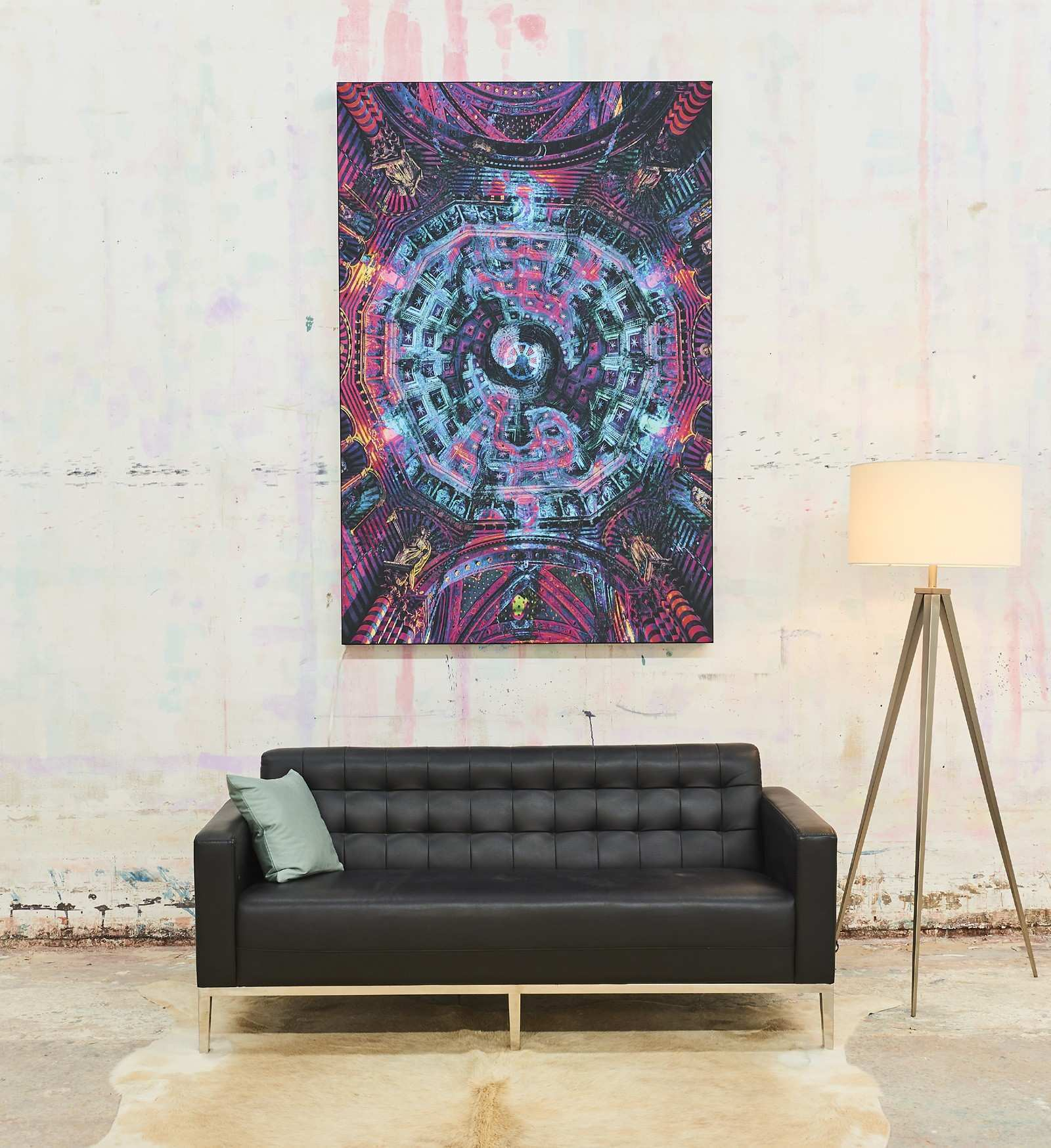 Big Wall Pictures for Living Room Inspirational Big Naked Wall Creates A New Art Category with Backlit Frames Art