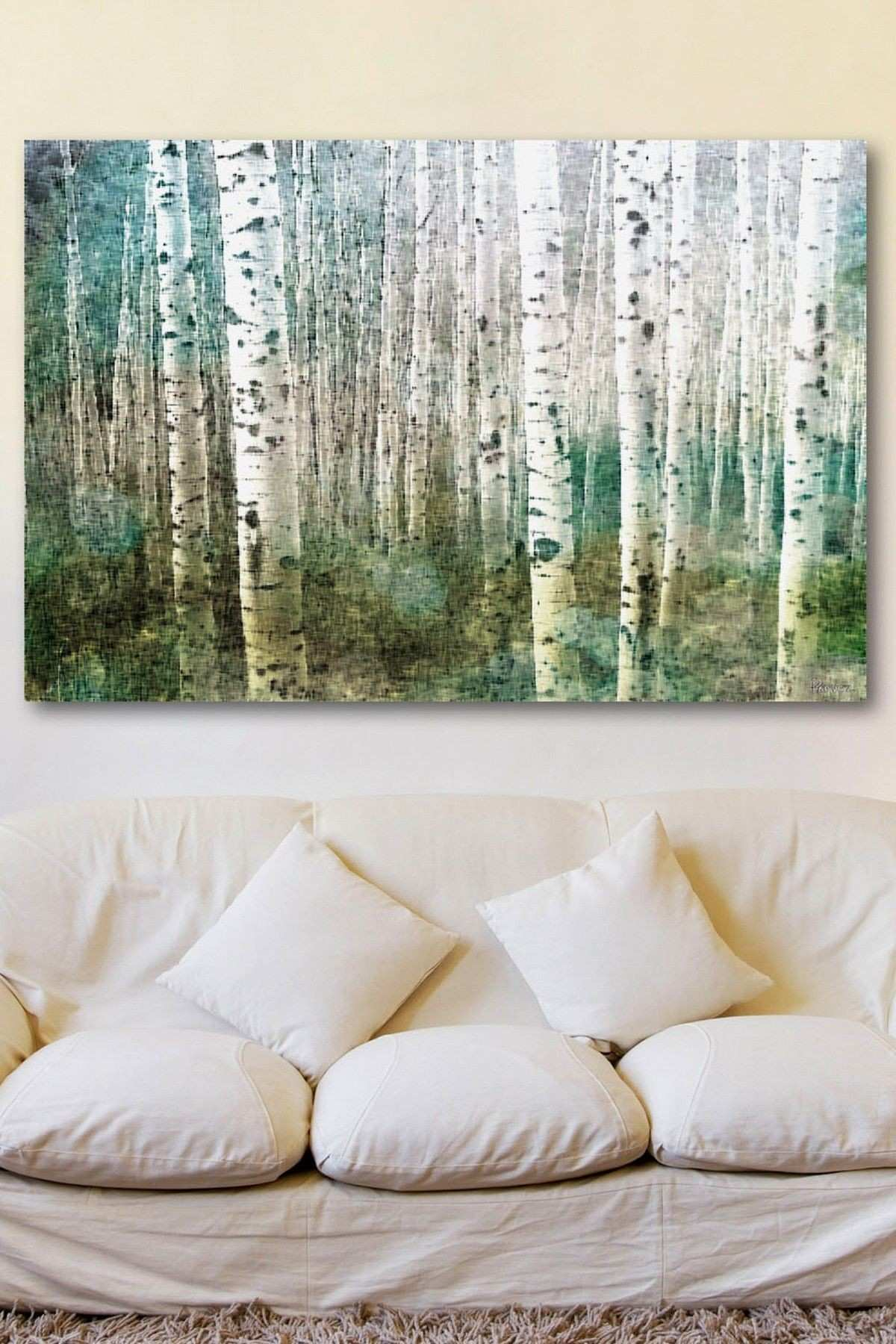 40 Beautiful Birch Wall Art