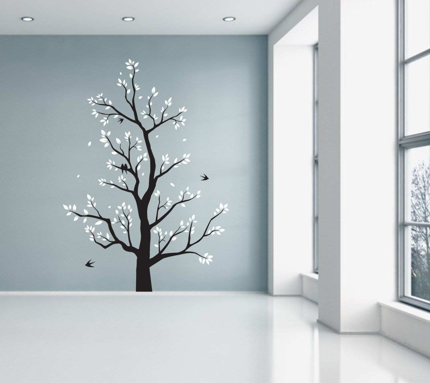 Tree Template for Wall