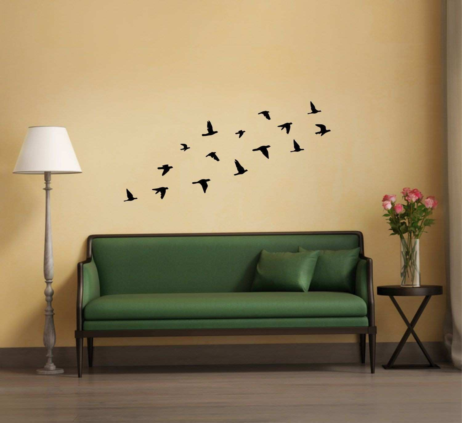 Colorful Birds For Wall Decor Gift Wall Art Collections