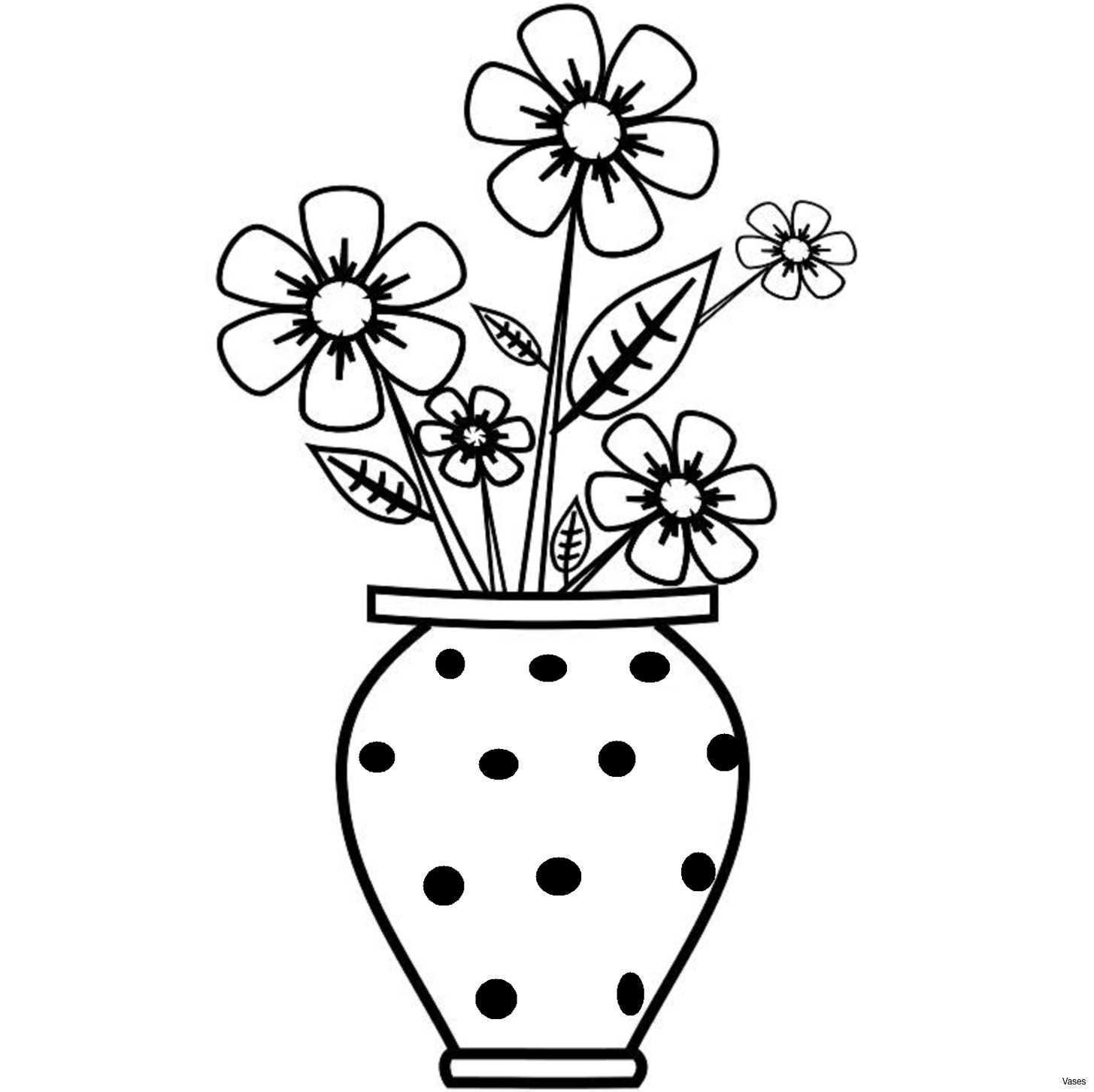 Black and White Art Inspirational Will Clipart Colored Flower Vase Clip Arth Vases Art Infoi 0d