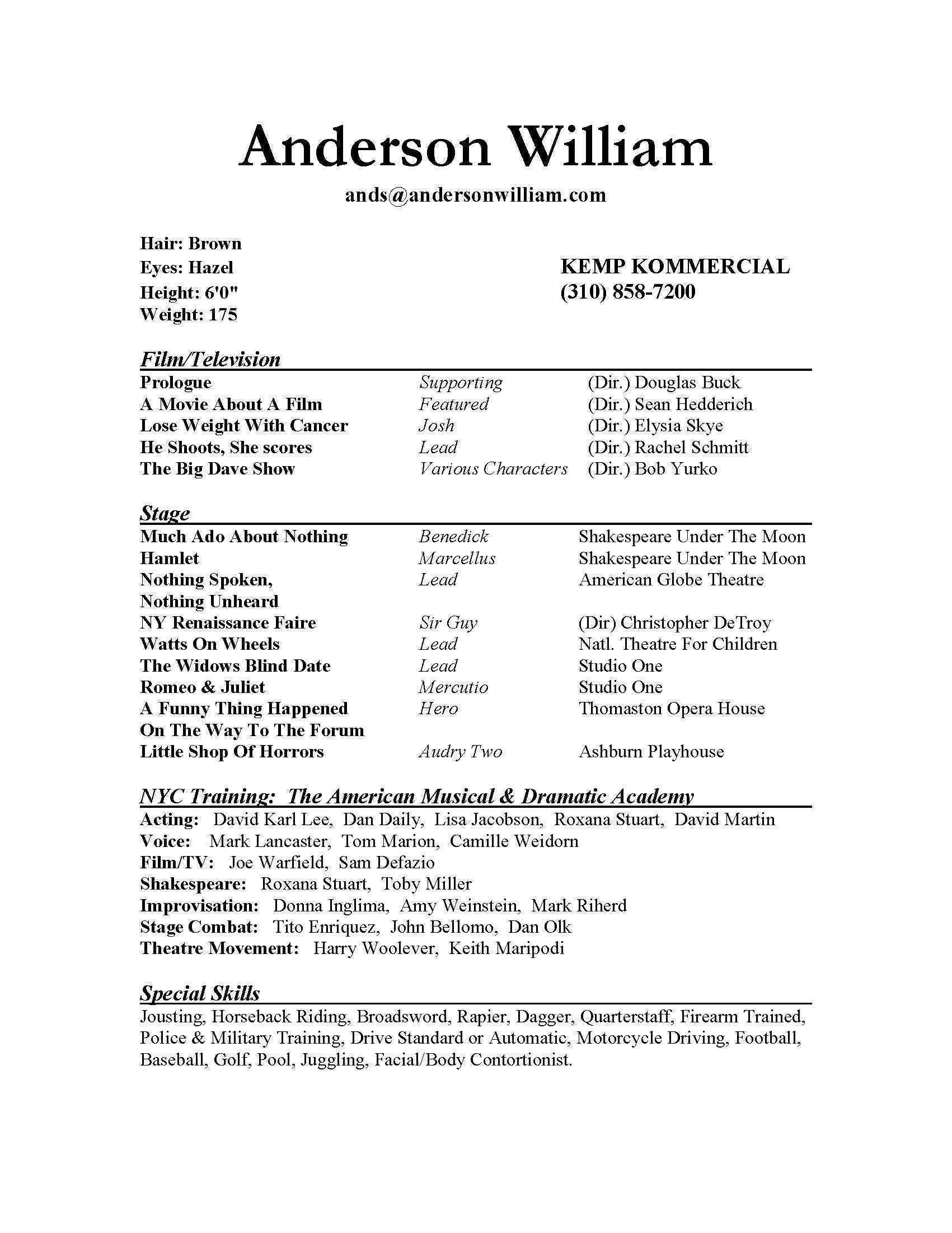 Copy Resume New Unique Sample College Application Resume Lovely