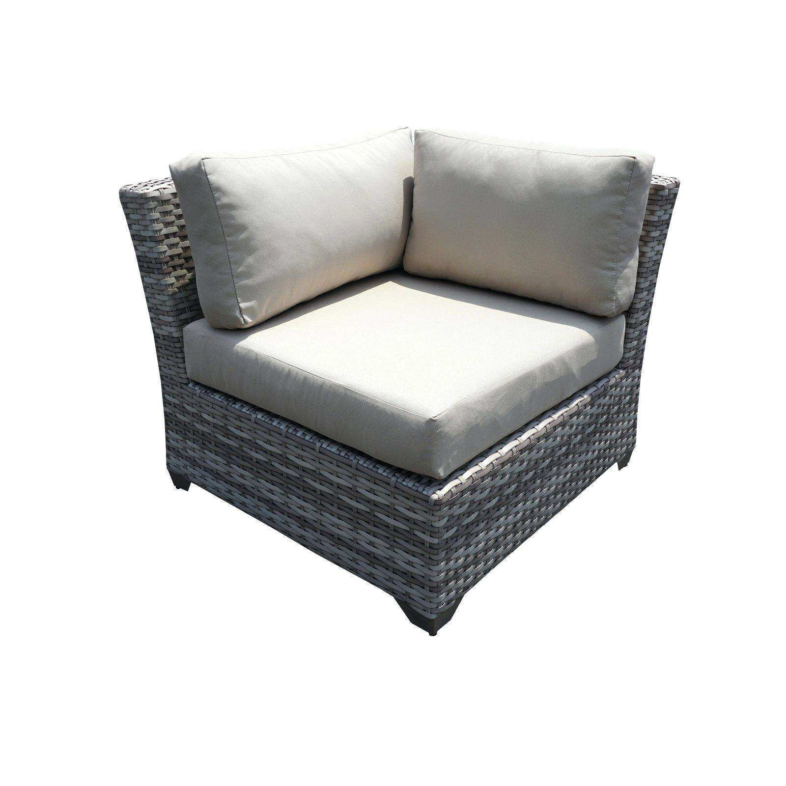 How to Make Chair Cushions with Piping Awesome Wicker Outdoor sofa