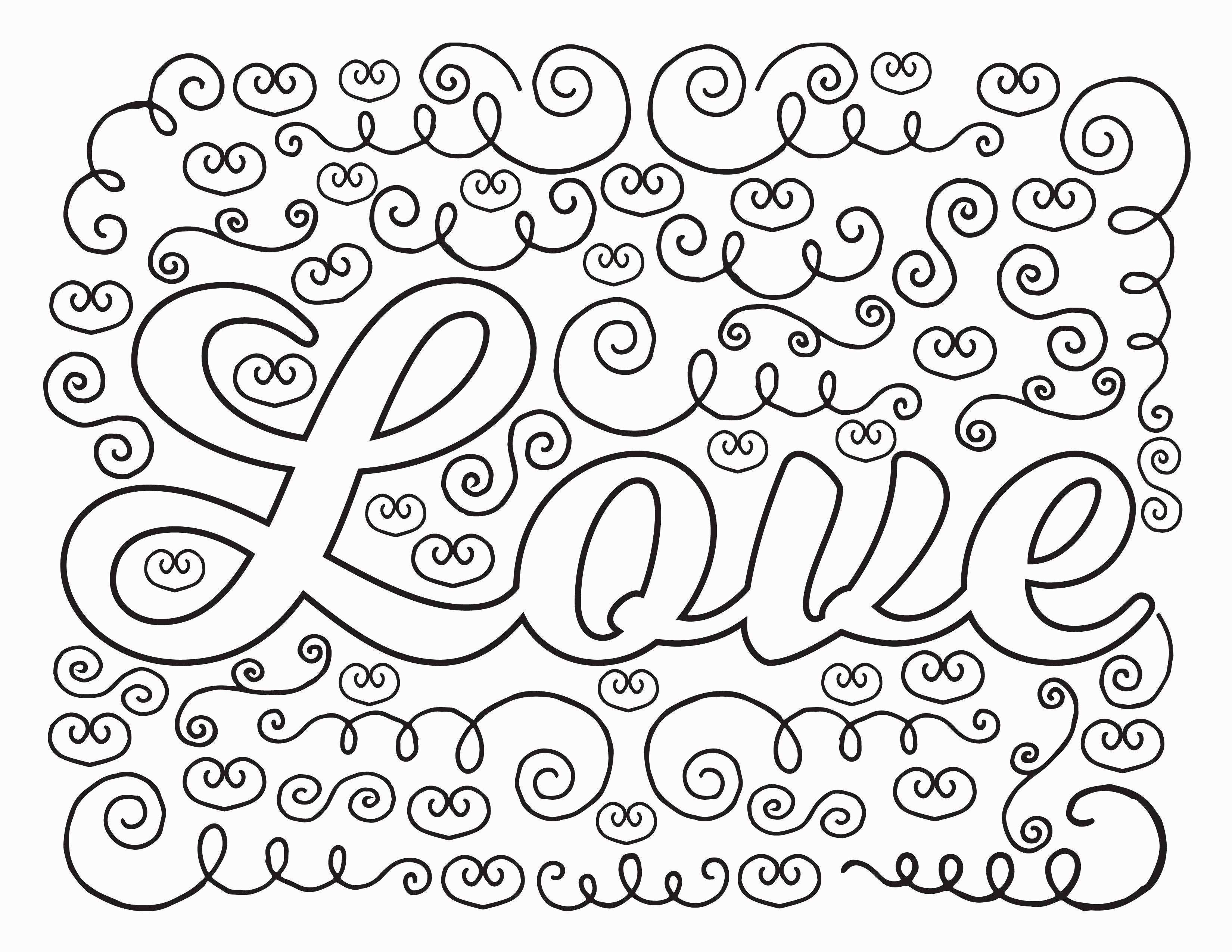 Coloring to Print New Inspirational Coloring Pages