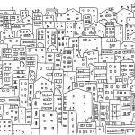 Black And White Wall Art Prints Lovely Black And White City Drawing At Getdrawings Of Black And White Wall Art Prints