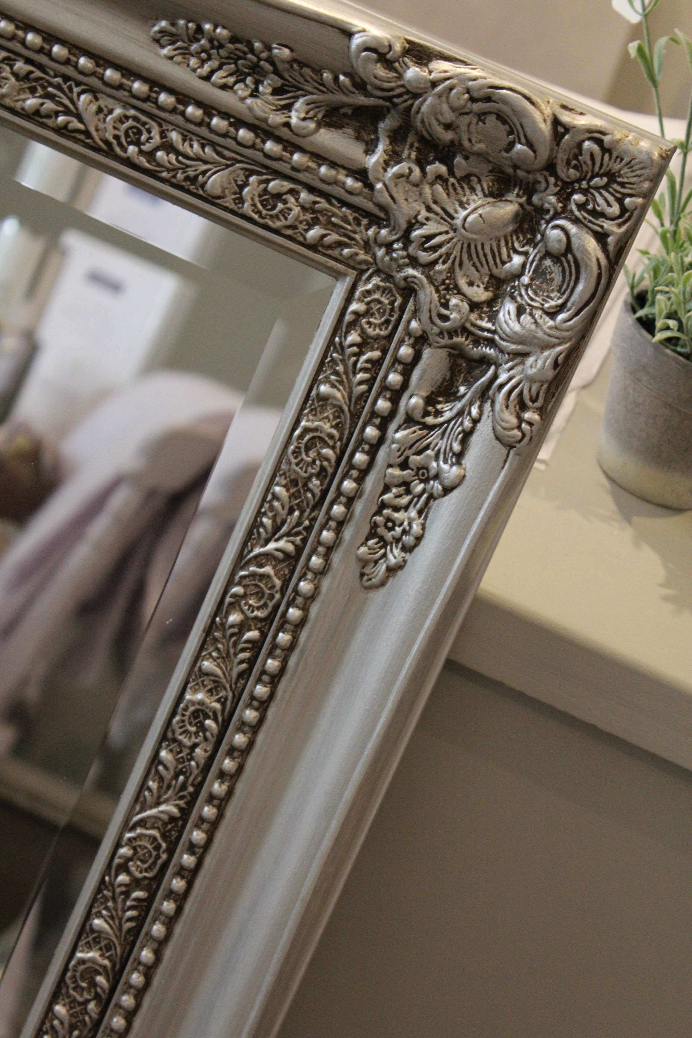 34 Unique Diy Mirror Frame Ideas Gallery