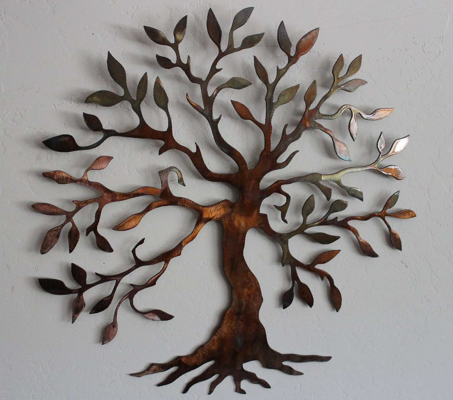 Fantastic Metal Tree Art Wall Decor Image Collection Wall Art