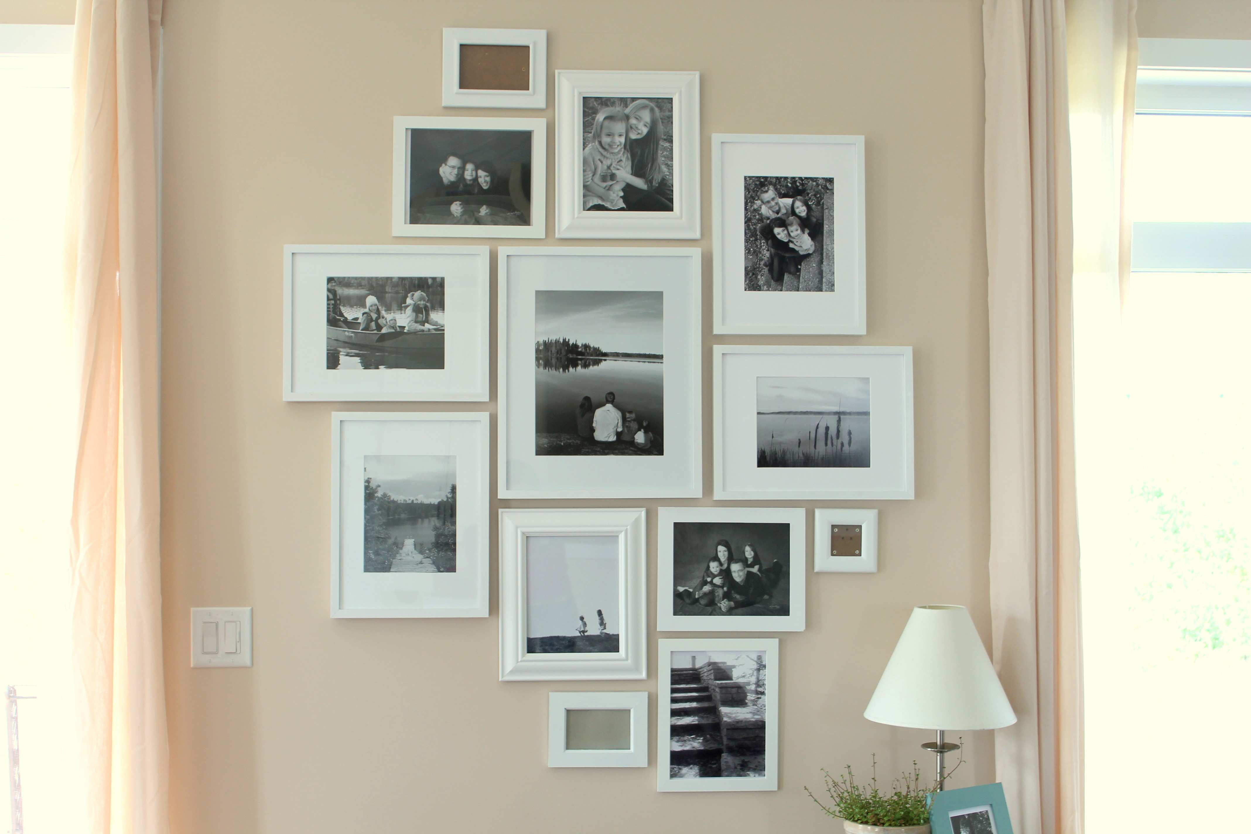 Black Wall Picture Frames Best Of Wall Decor Ideas Family Frame ...