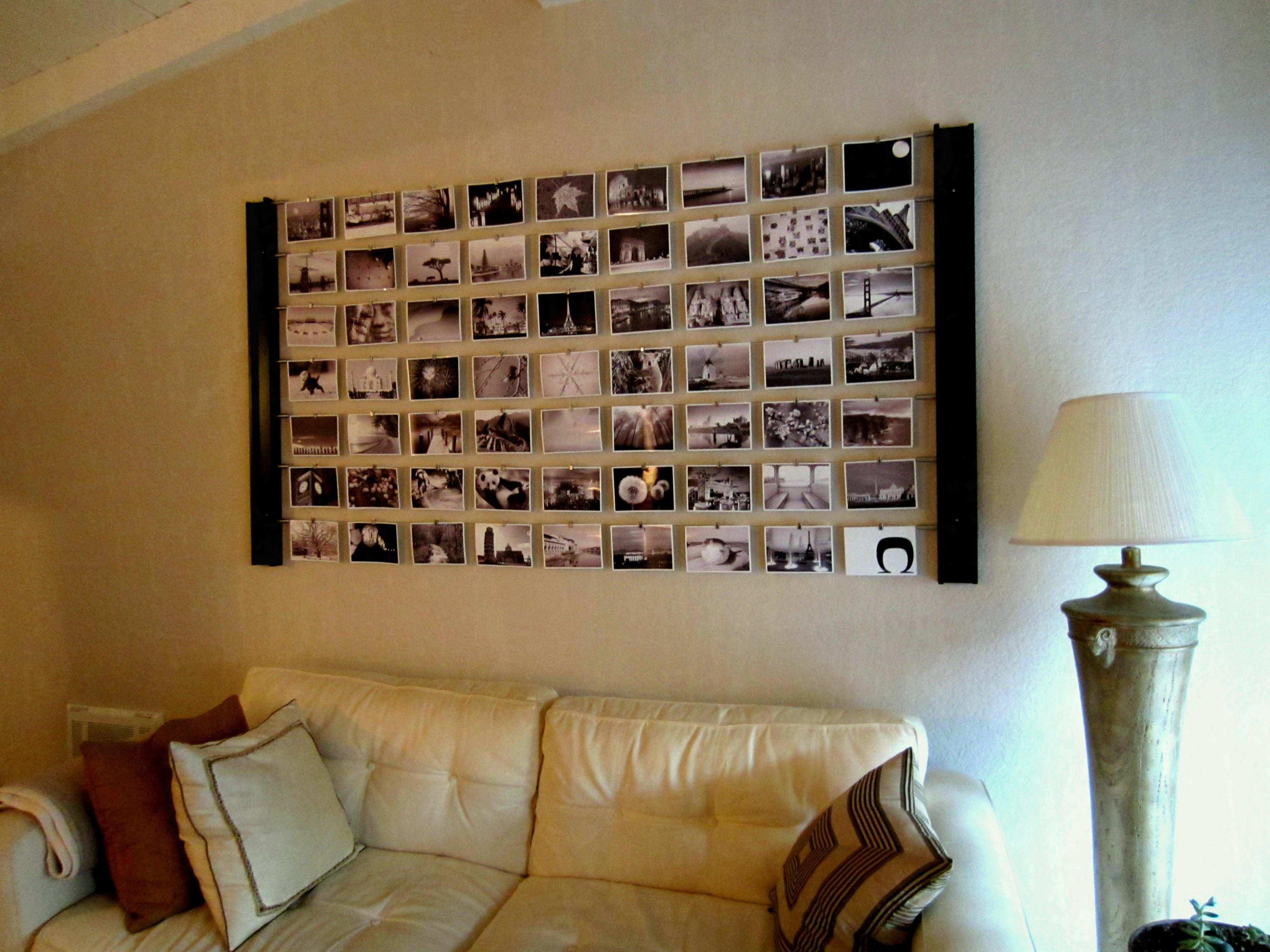 Excellent Decorating Wall Ideas Home Design Living Room Frames For