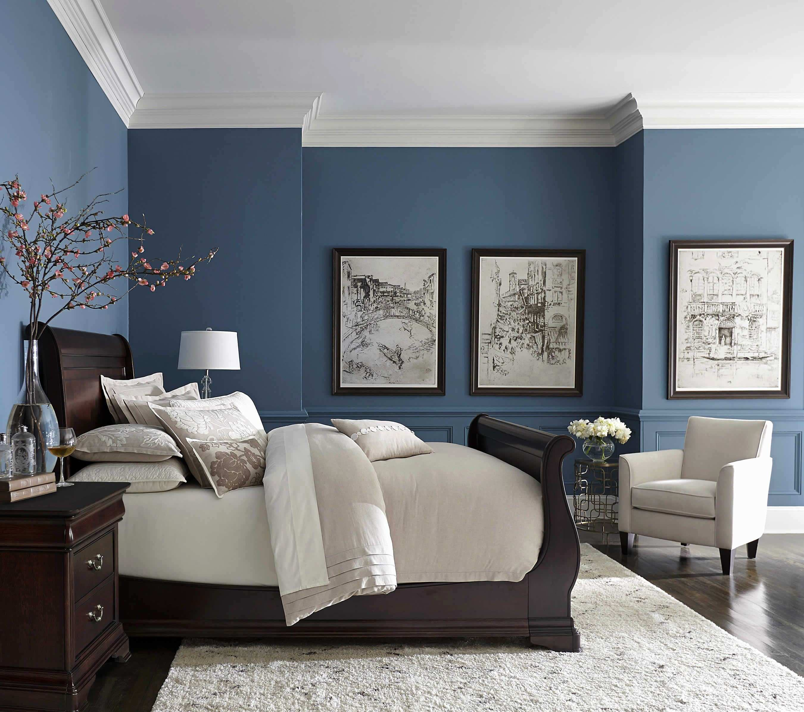 43 Awesome Blue Wall Decals
