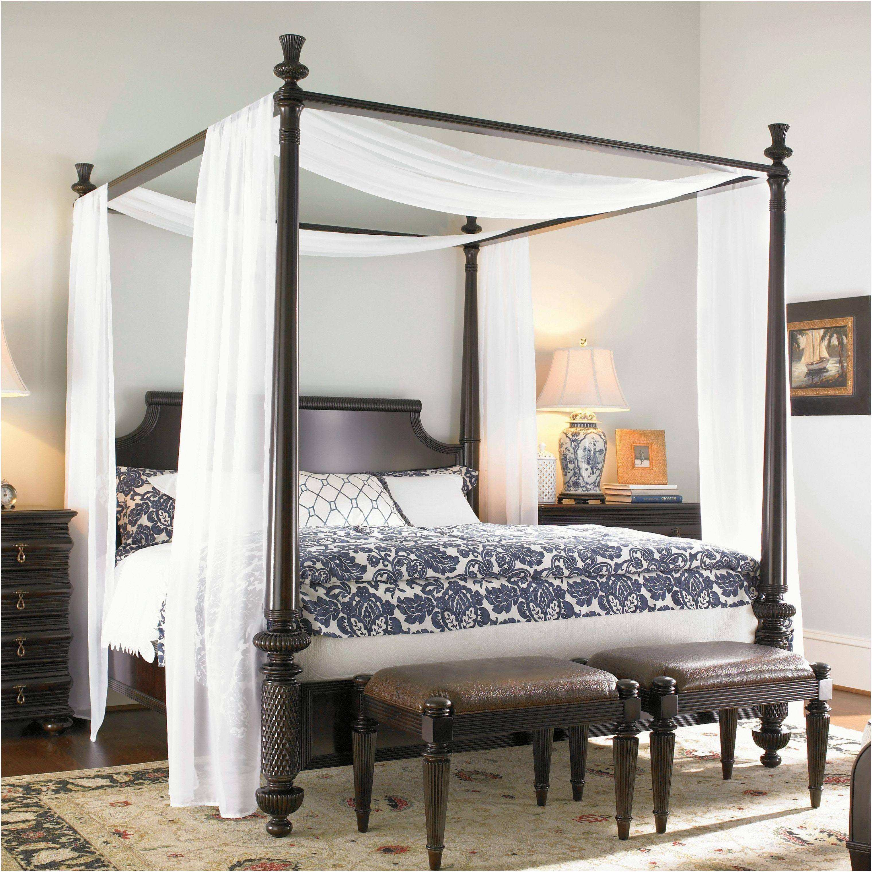 Bed and Frame Cheap Canopy Bed Frame New Bedroom Decoration Elegant