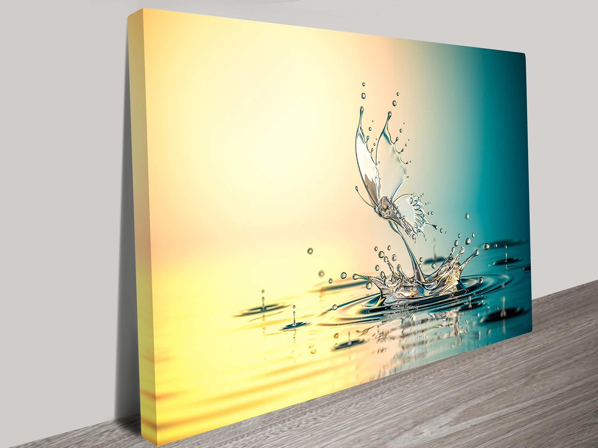 Nice Abstract Canvas Wall Art Picture Collection Wall Art