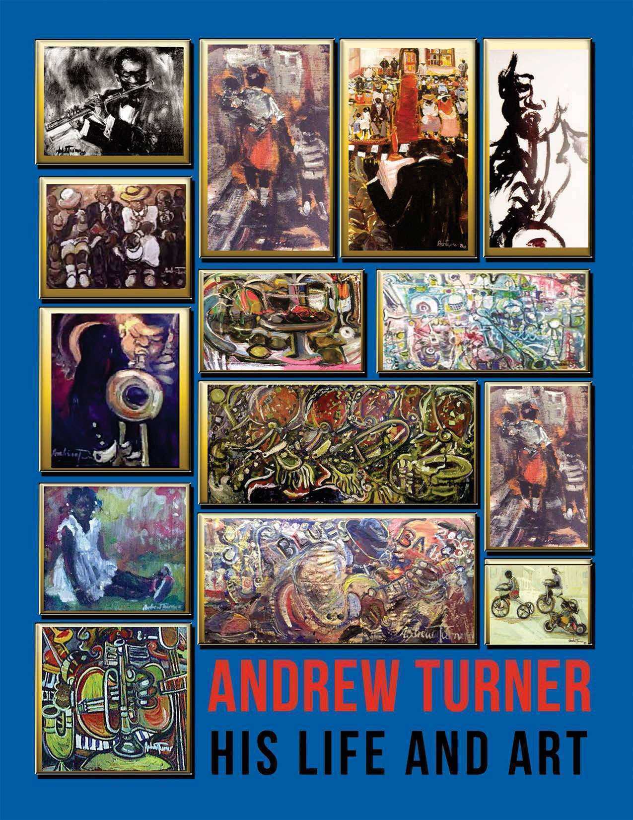 Andrew Turner – His Life and His Art — Book – October Gallery