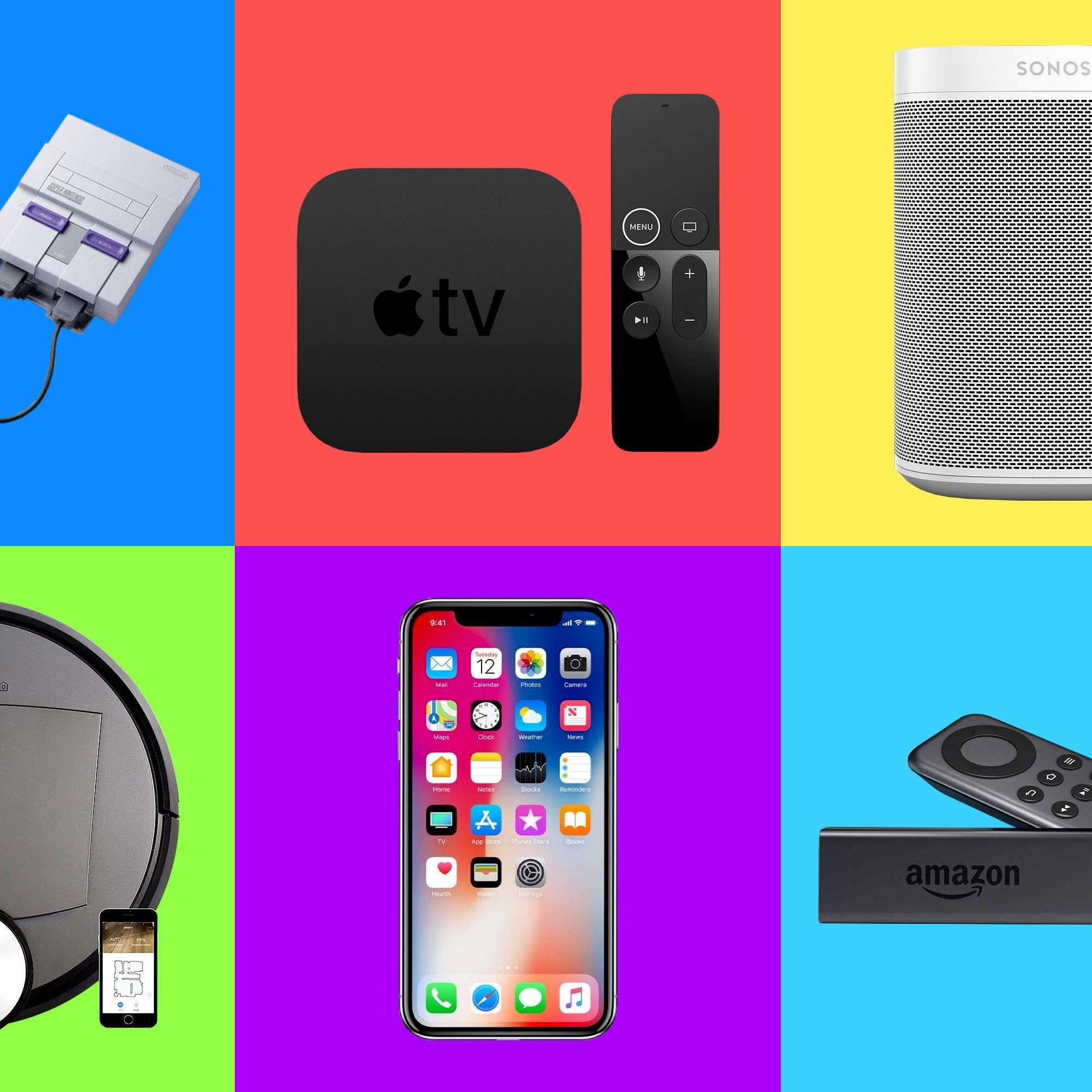 The 25 Best Tech Gifts to Buy This Holiday Season