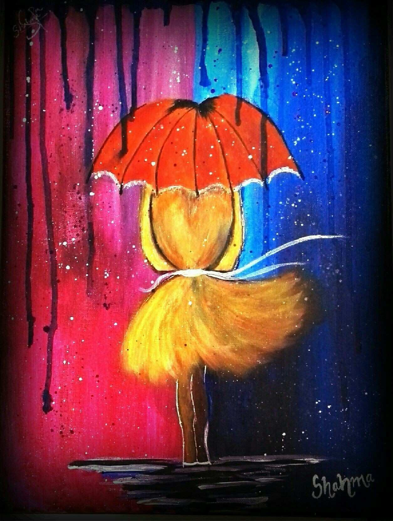 Canvas Painting Best Of Canvas Painting This is My First Painting and Has Used Arcylic