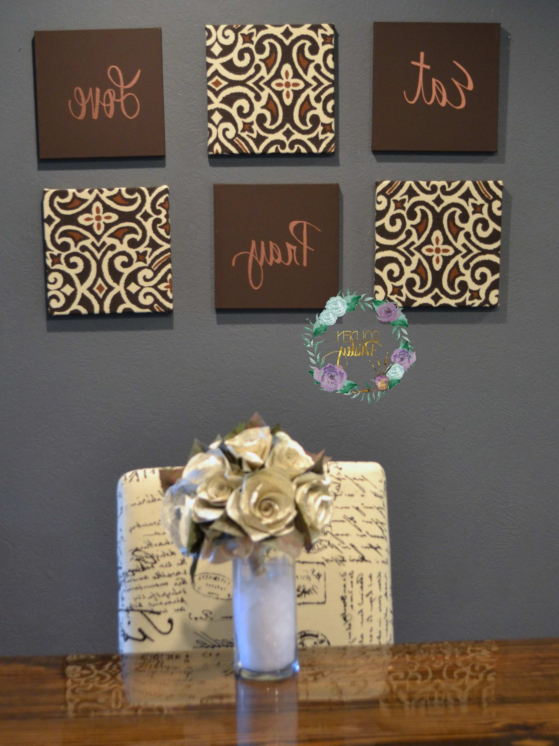 15 Best Collection of Eat Canvas Wall Art