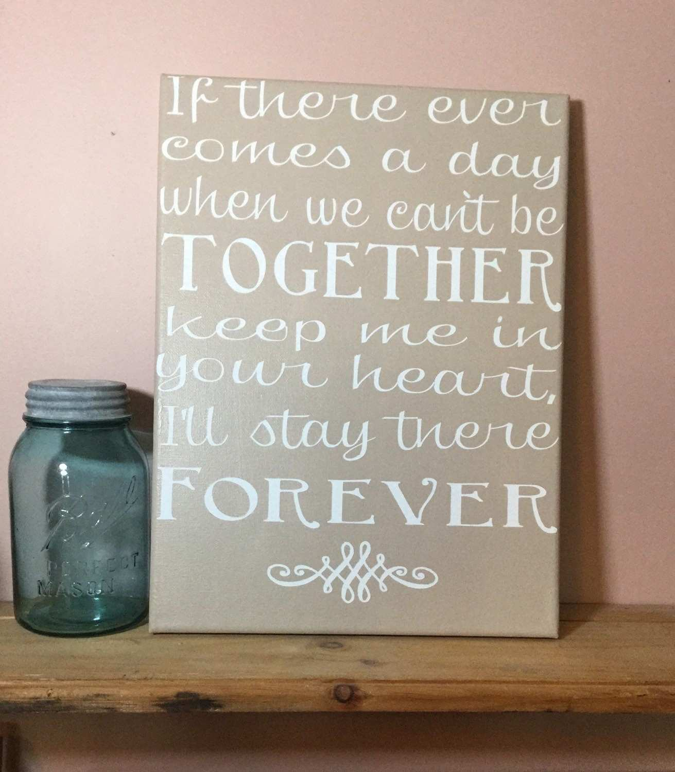 Canvas Wall Art Quotes Cool Quote Wall Decor Signs Wall Decoration