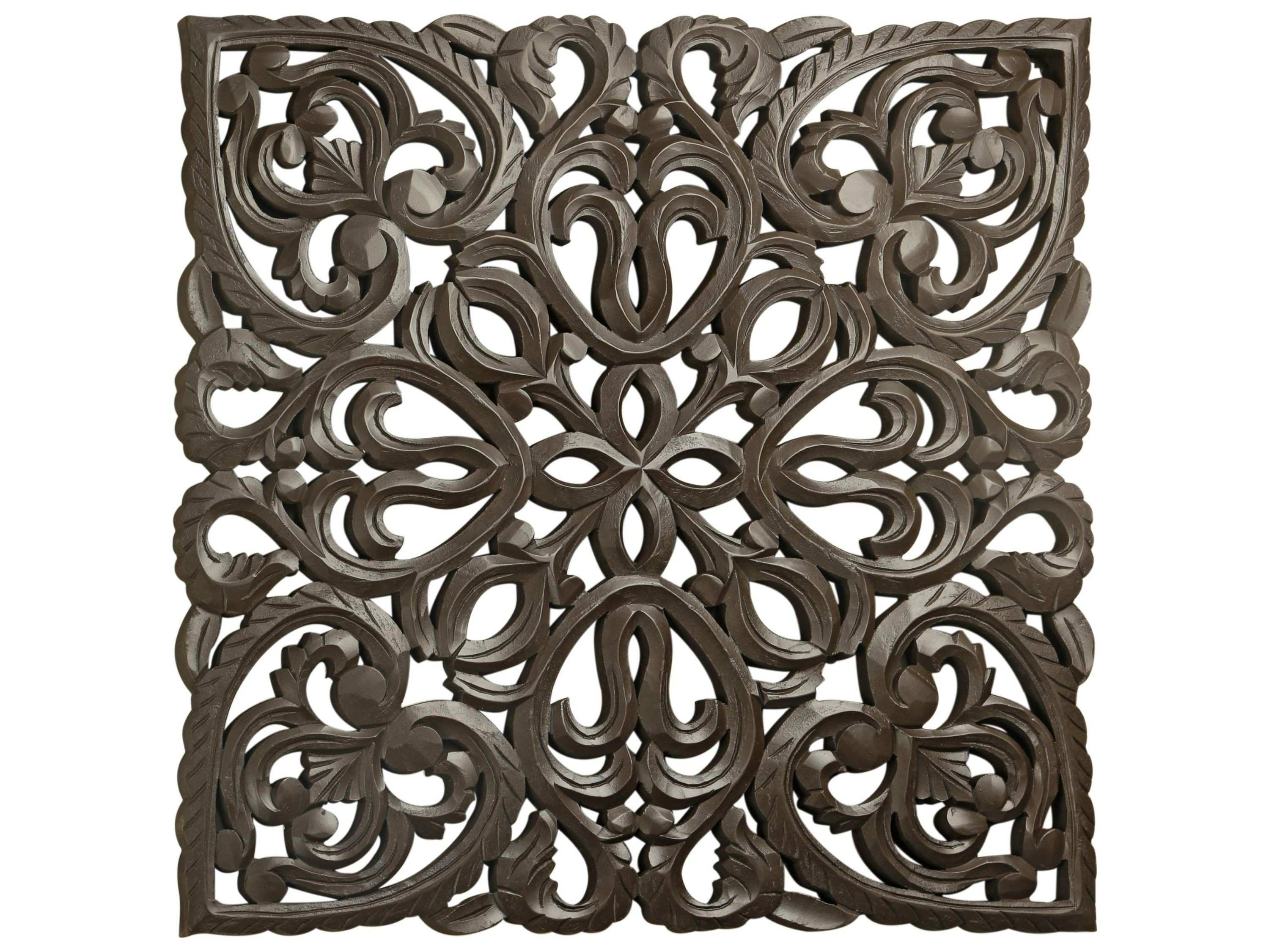 St Croix Solaris Brown 30 Wide Eight Wooden Wall Panel