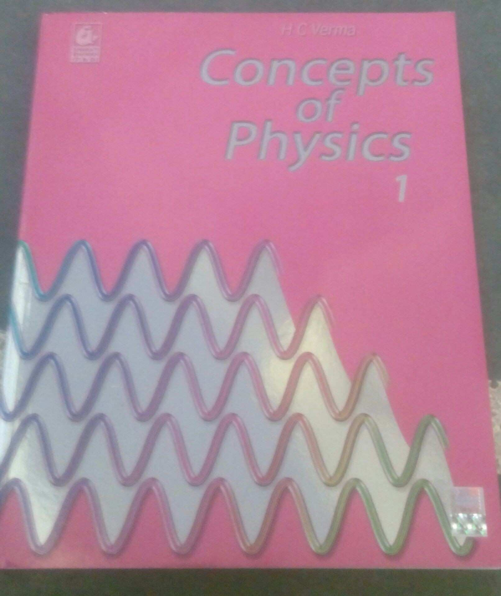 Concepts of Physics Volume 1 Paperback English Buy Concepts