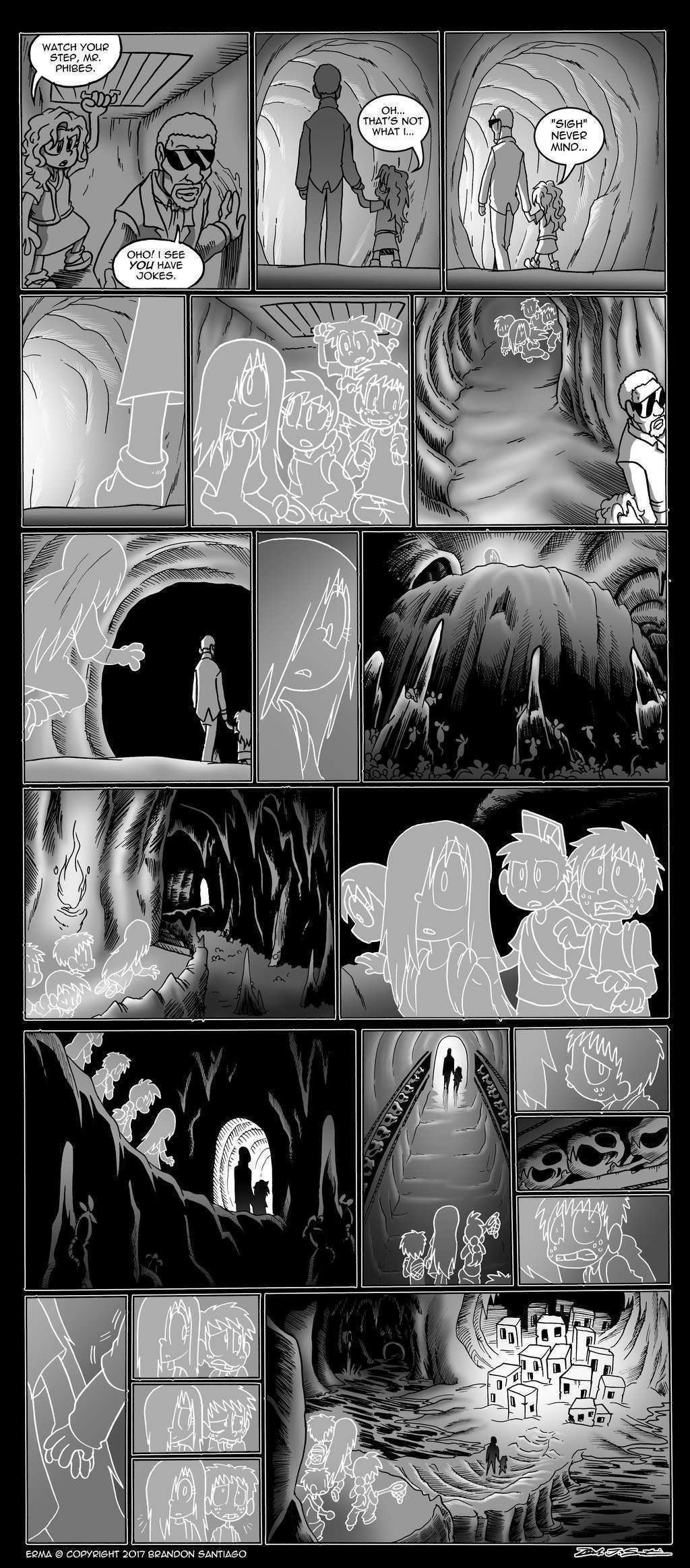 Erma The Rats in the School Walls Part 23 by OUTCAST ix on DeviantArt