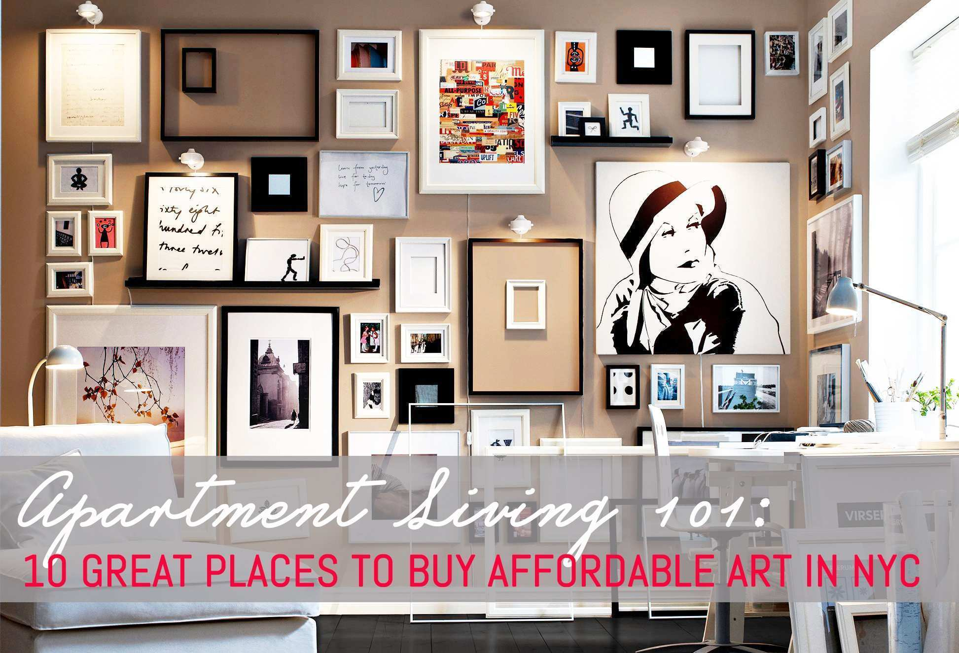 10 Great Places to Buy Affordable Art in New York City