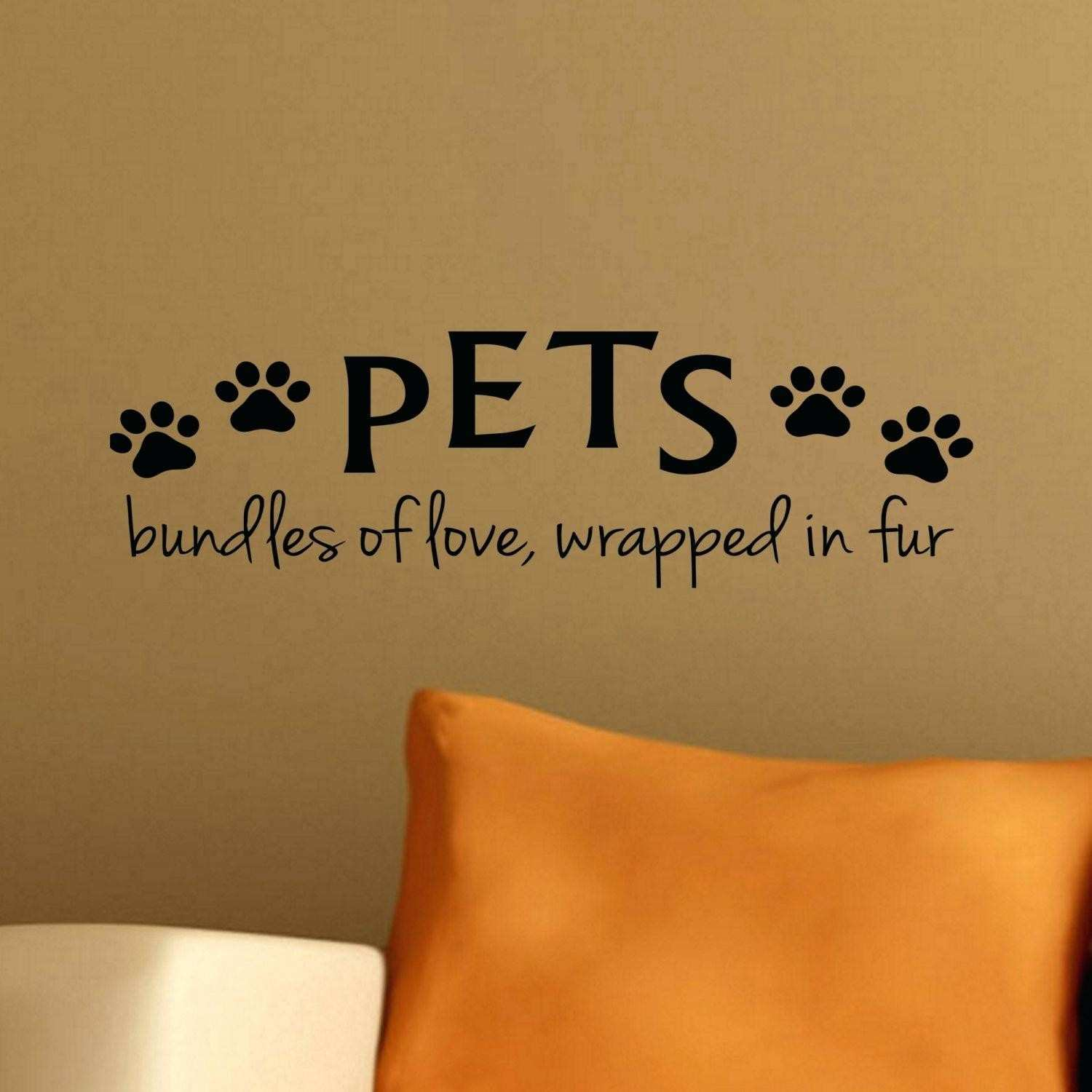 paw print decals for wall – Gutesleben