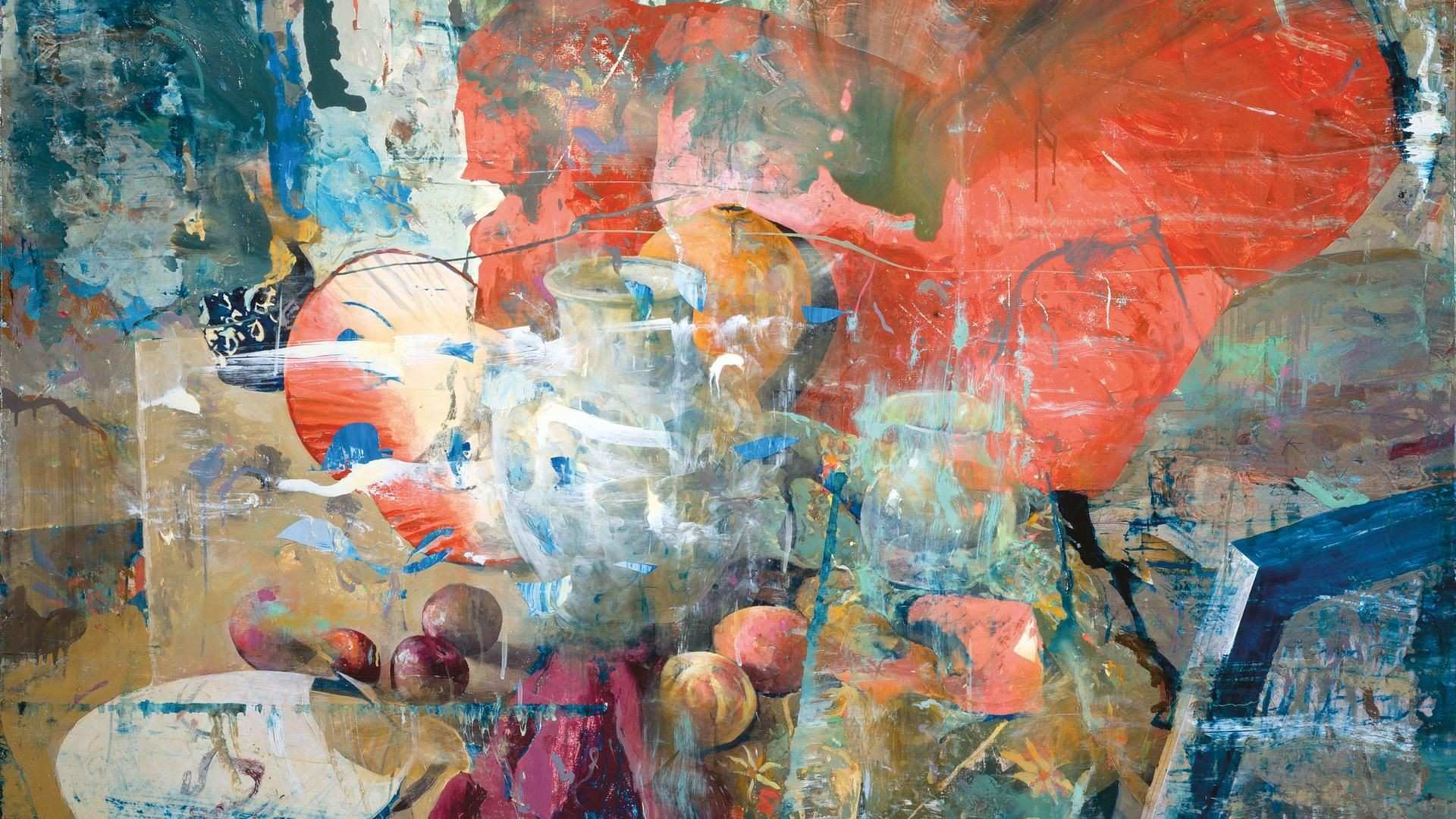 Pin by Rafael Ghiraldelli on Contemporary painting