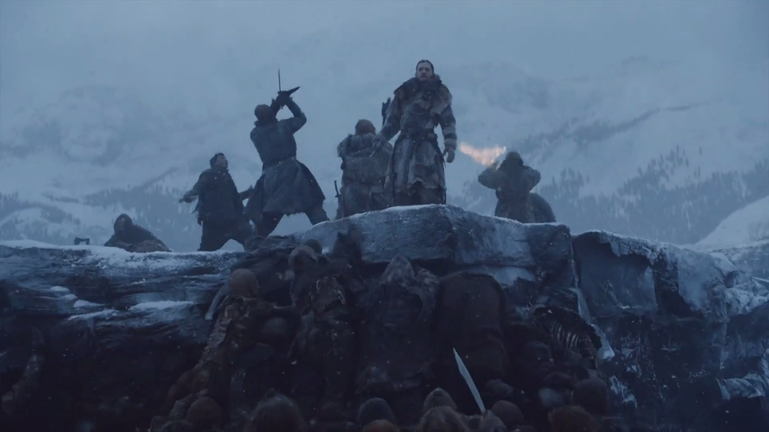 Game Thrones Season 7 Episode 6 Review Beyond The Wall