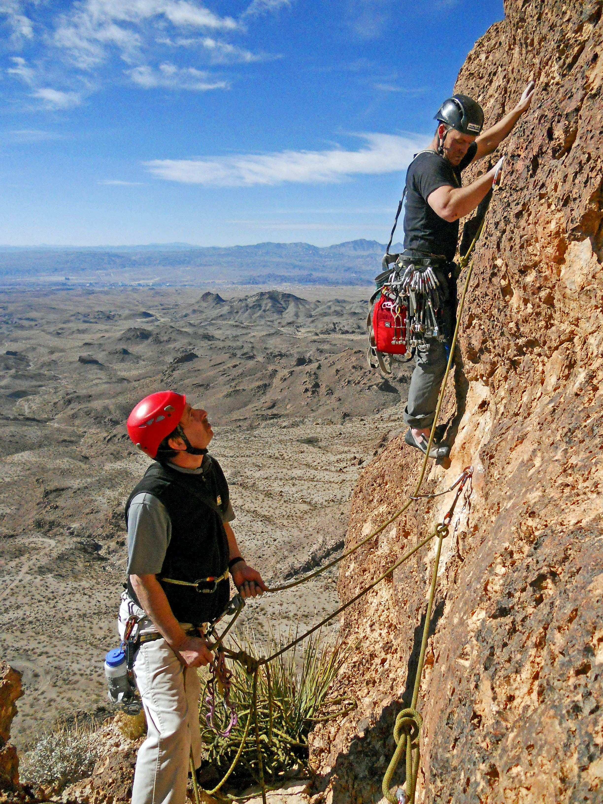 What Is a Pitch in Climbing