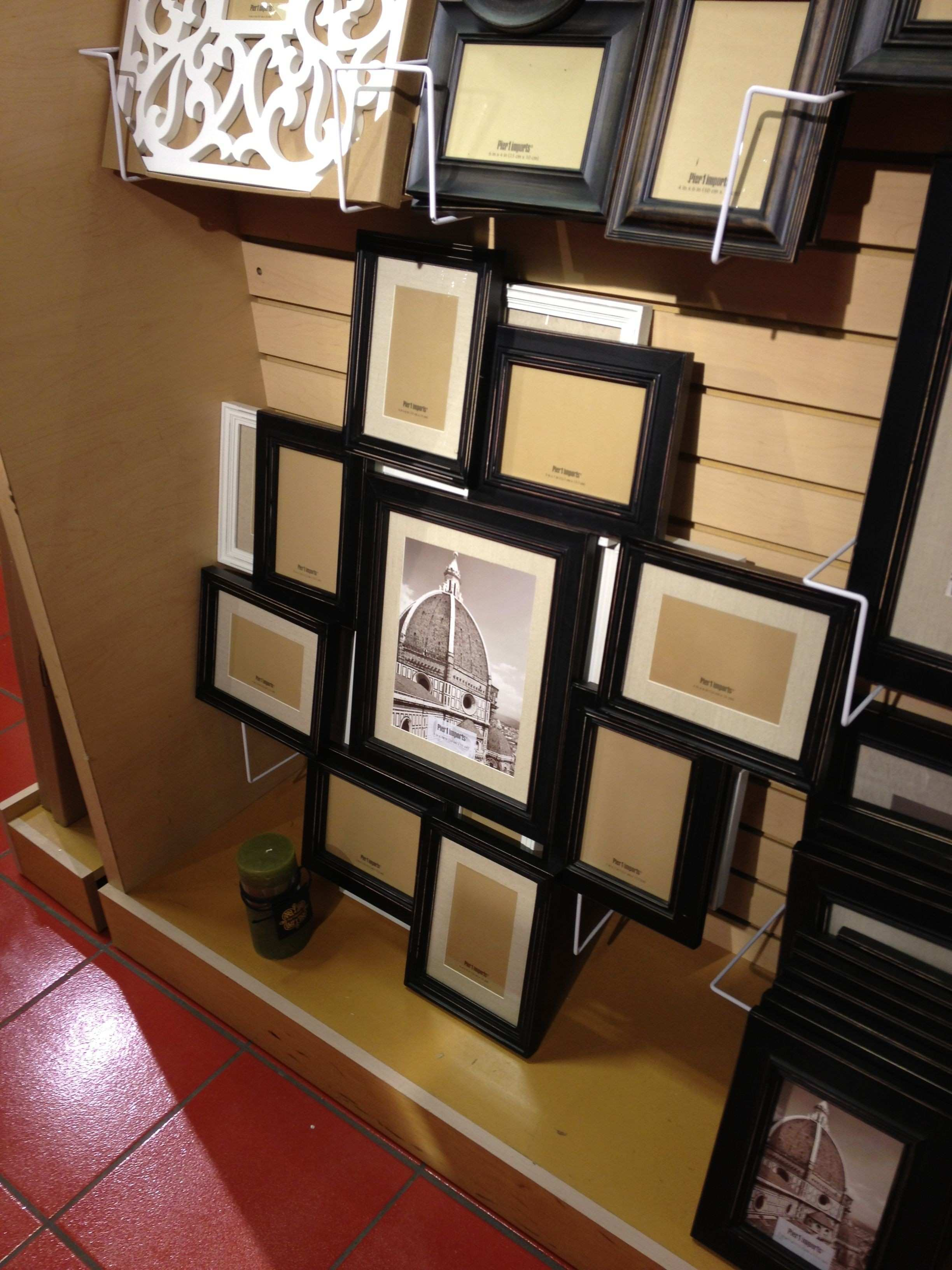 Collage Frames World Market Interiors Pinterest