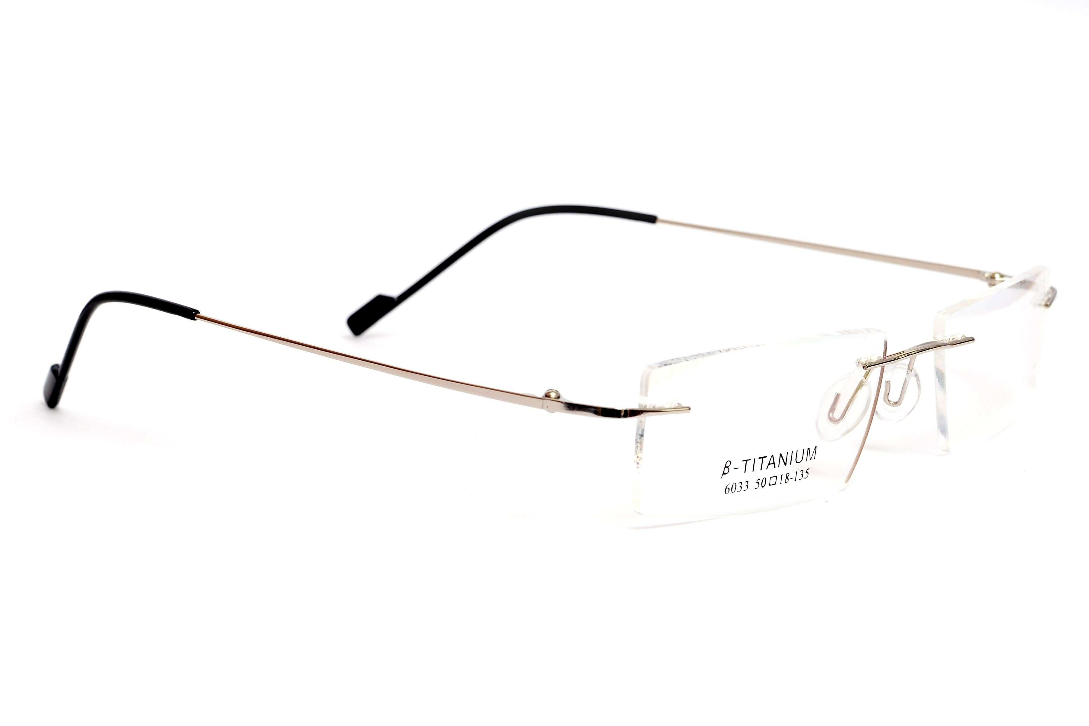 Redex Silver Rectangle Spectacle Frame 102 Buy Redex Silver