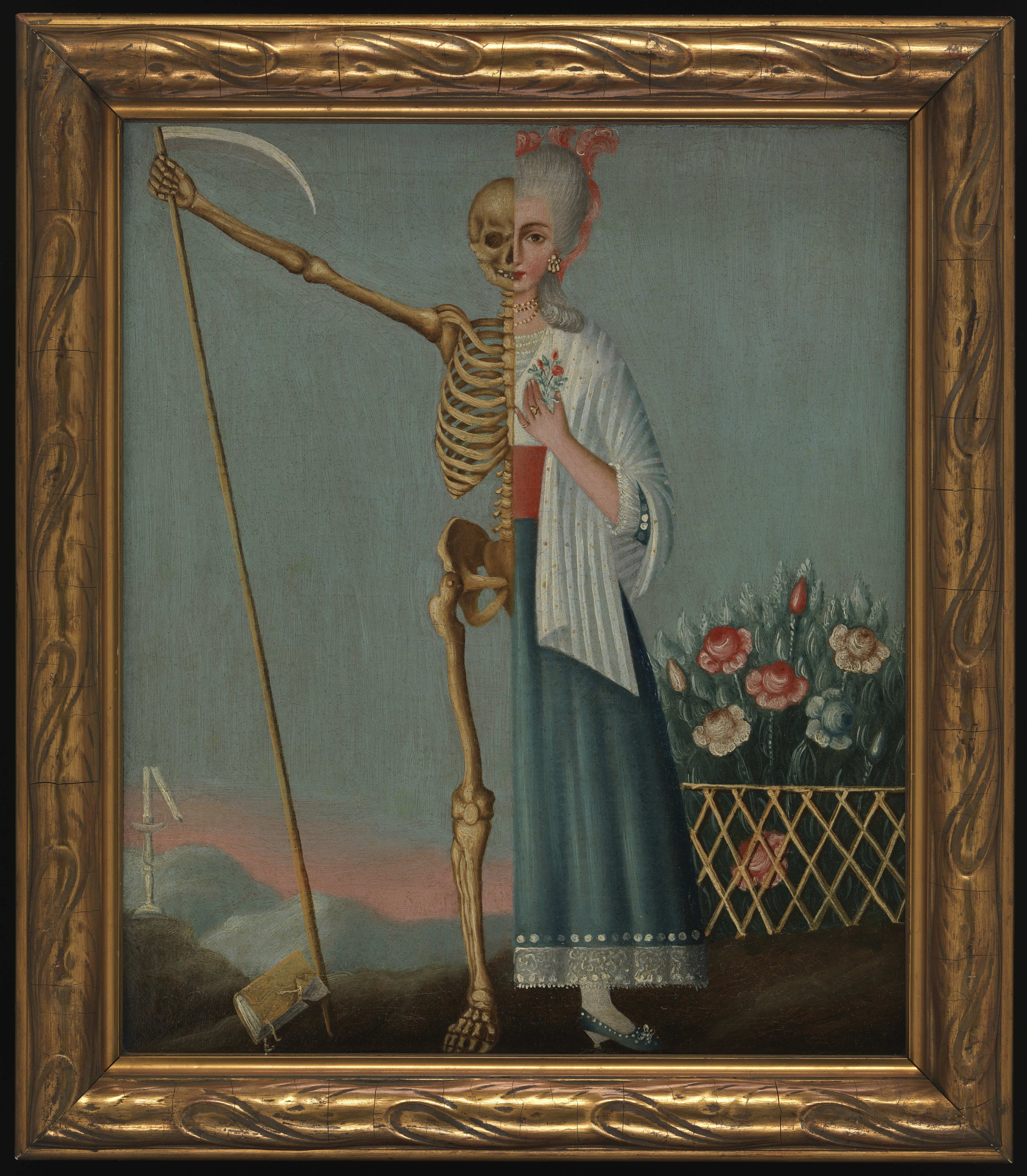 File Life and Oil painting Well e L Wikimedia