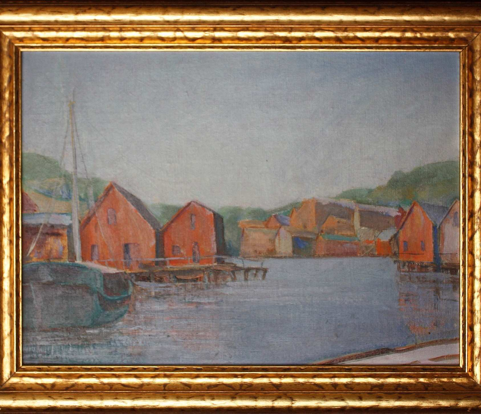 Oil Paintings Olive DeLuce Collection
