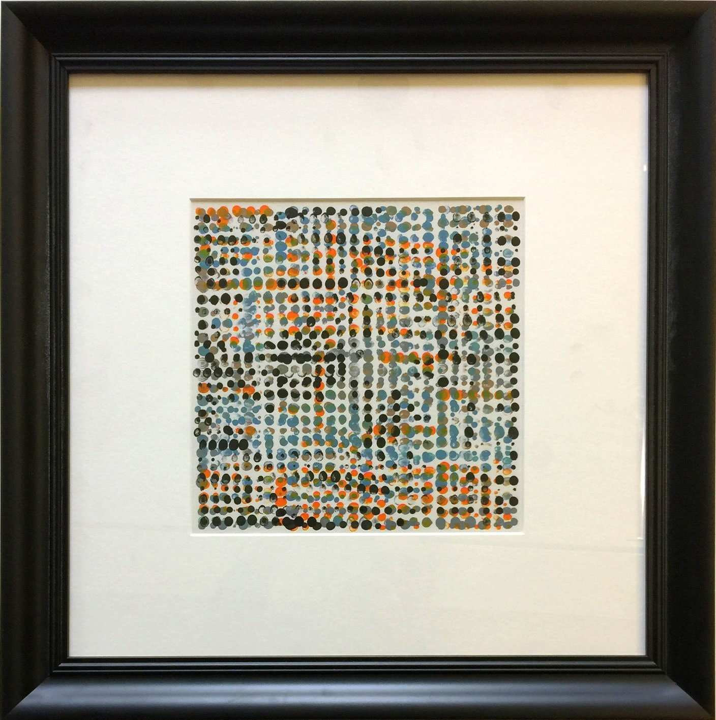 Fego Collection of contemporary paintings 3D relief mixed media